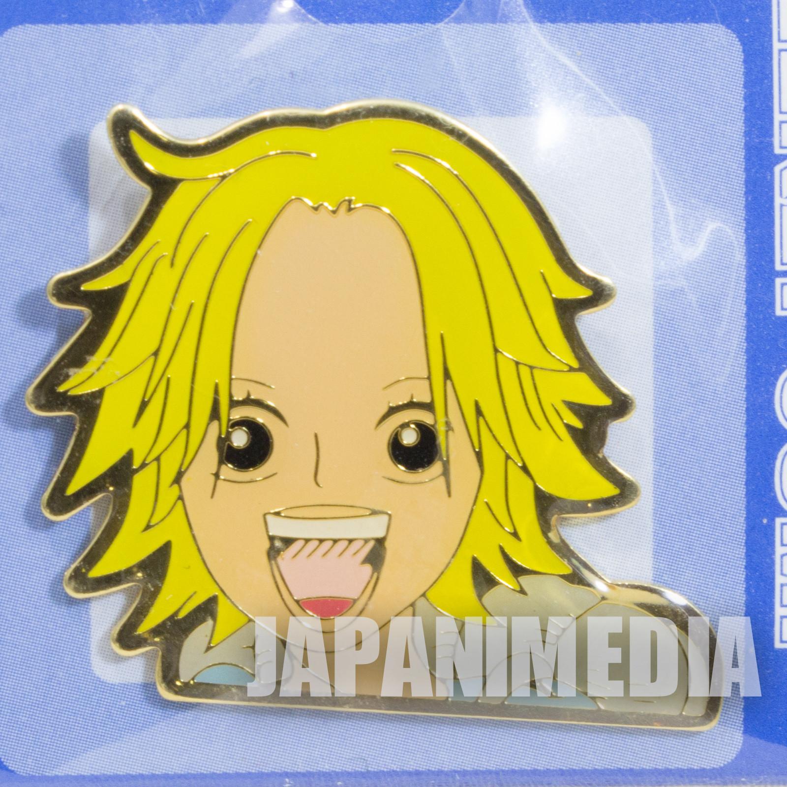 ONE PIECE Camie Weekly Jump Character Pins JAPAN ANIME MANGA