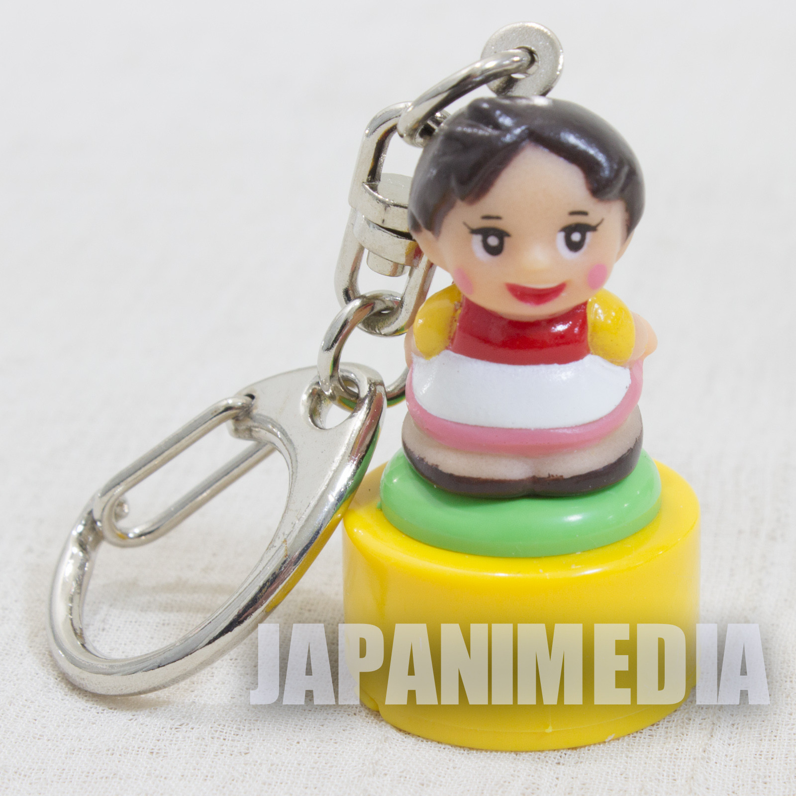 Heidi Girl of the Alps Figure Keychain JAPAN ANIME