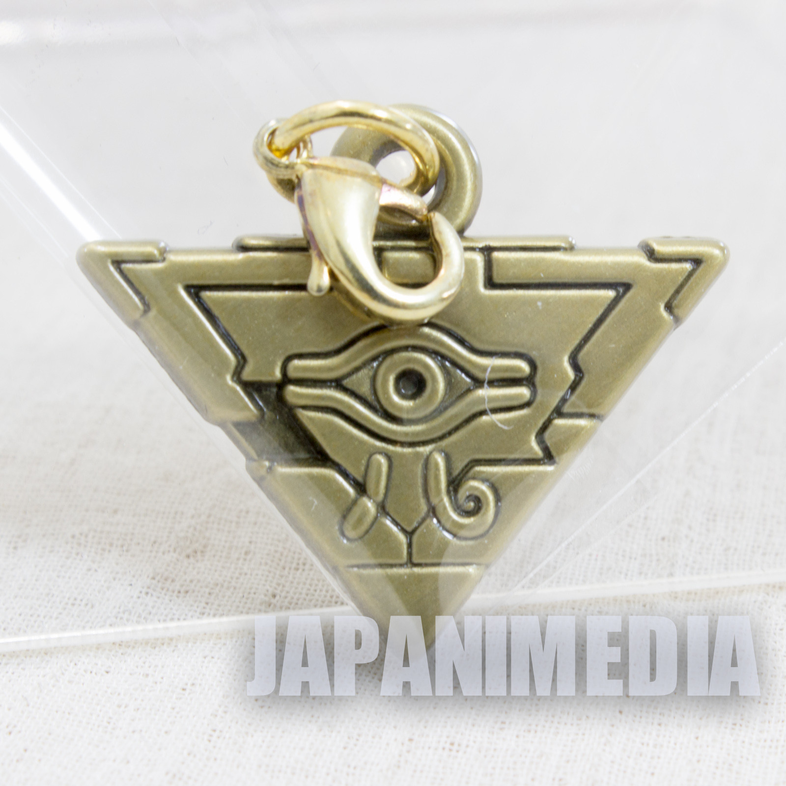 Yu-Gi-Oh! Millenium Puzzle 20th Millenium item Metal charm collection [1] JAPAN ANIME