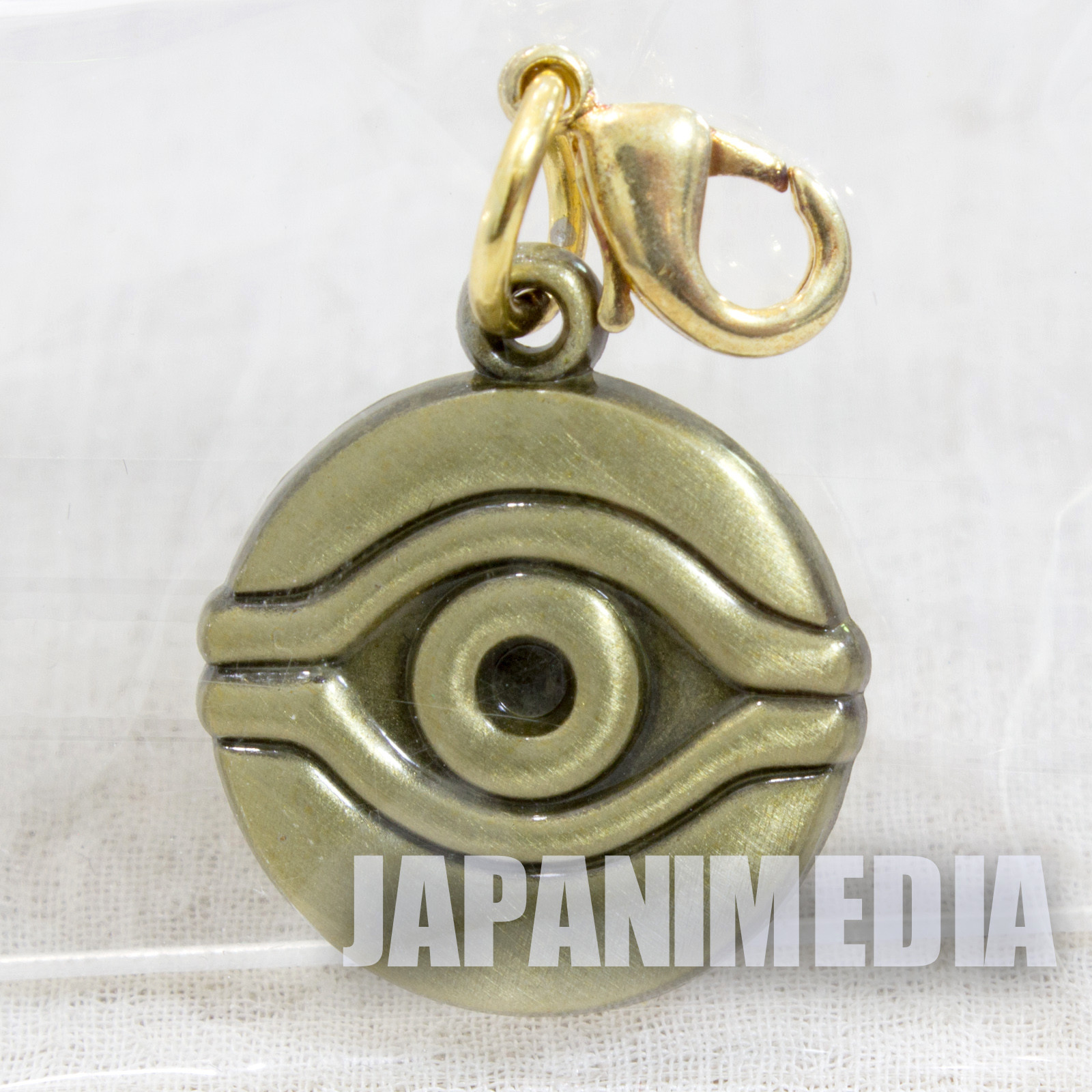 Yu-Gi-Oh! Millenium Eye 20th Millenium item Metal charm collection [5] JAPAN ANIME
