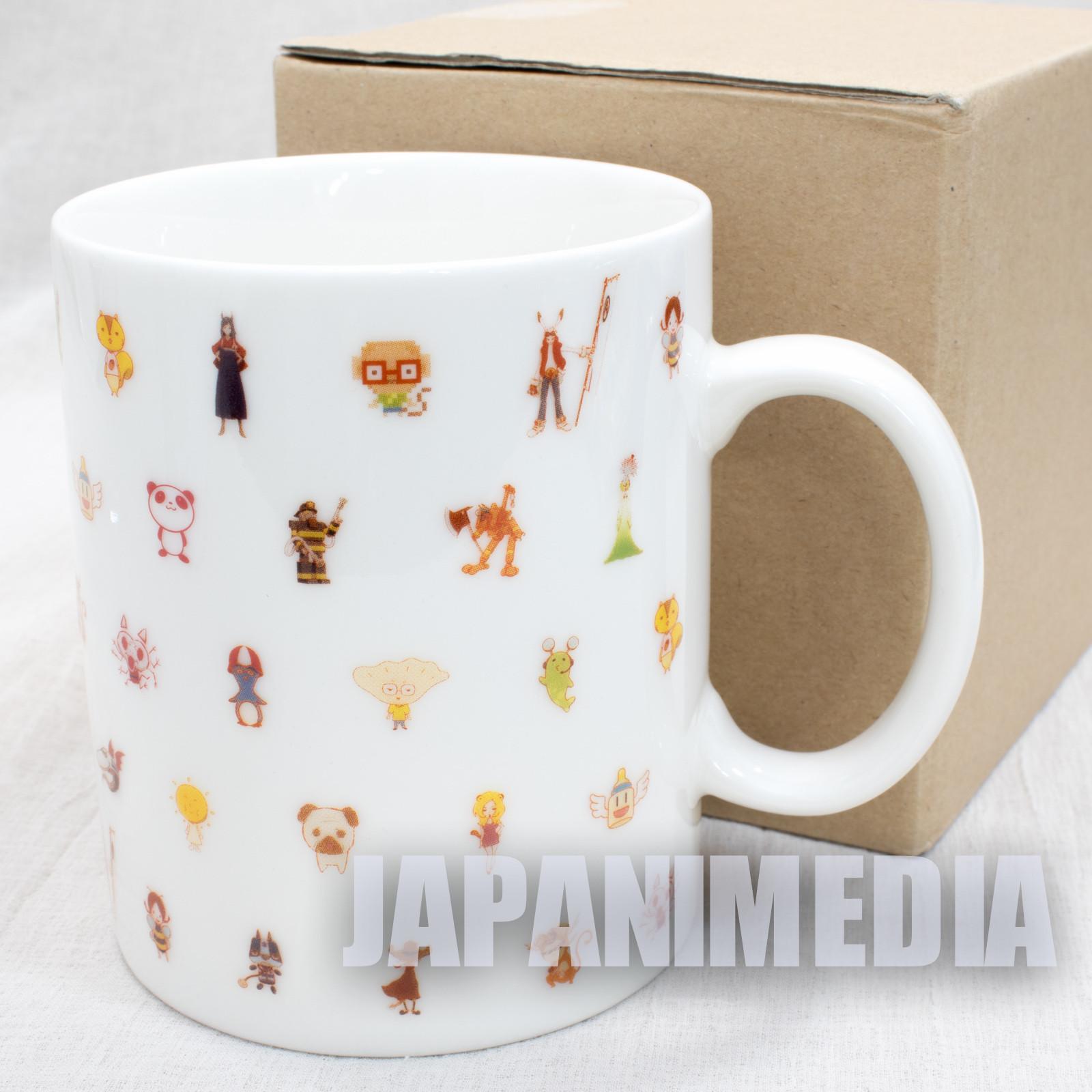 haco. x Summer Wars Big Mug Oz Avatar character's JAPAN ANIME