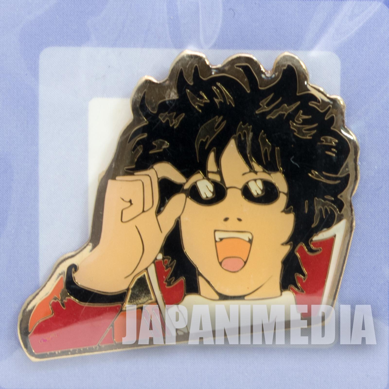 Gintama Tatsuma Sakamoto Weekly Jump Character Pins JAPAN ANIME MANGA