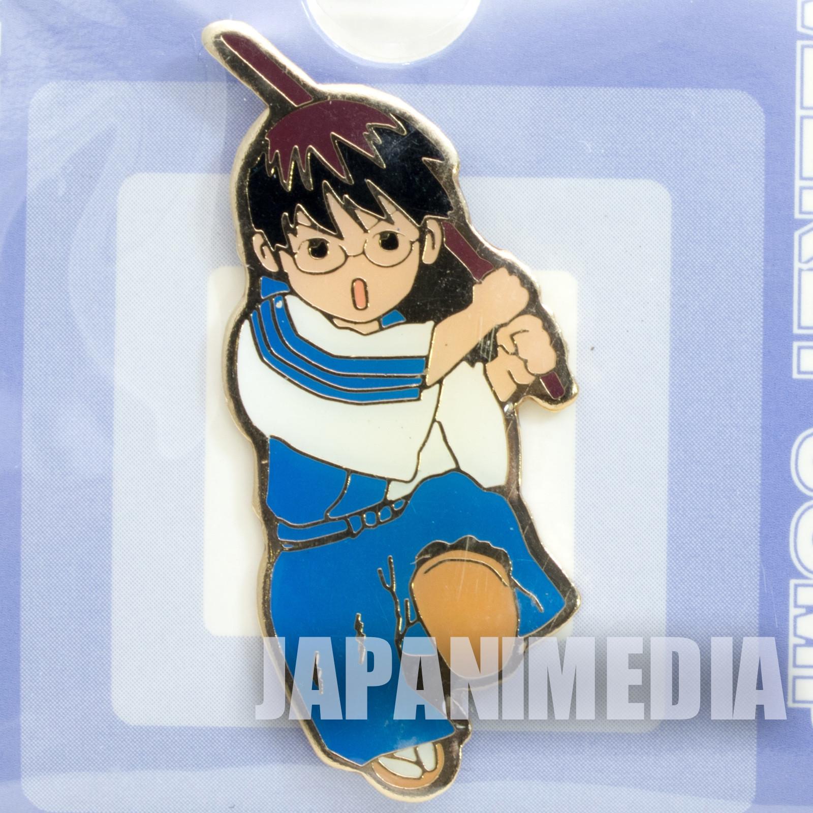 Gintama Shinpachi Shimura (SD ver.) Weekly Jump Character Pins JAPAN ANIME MANGA