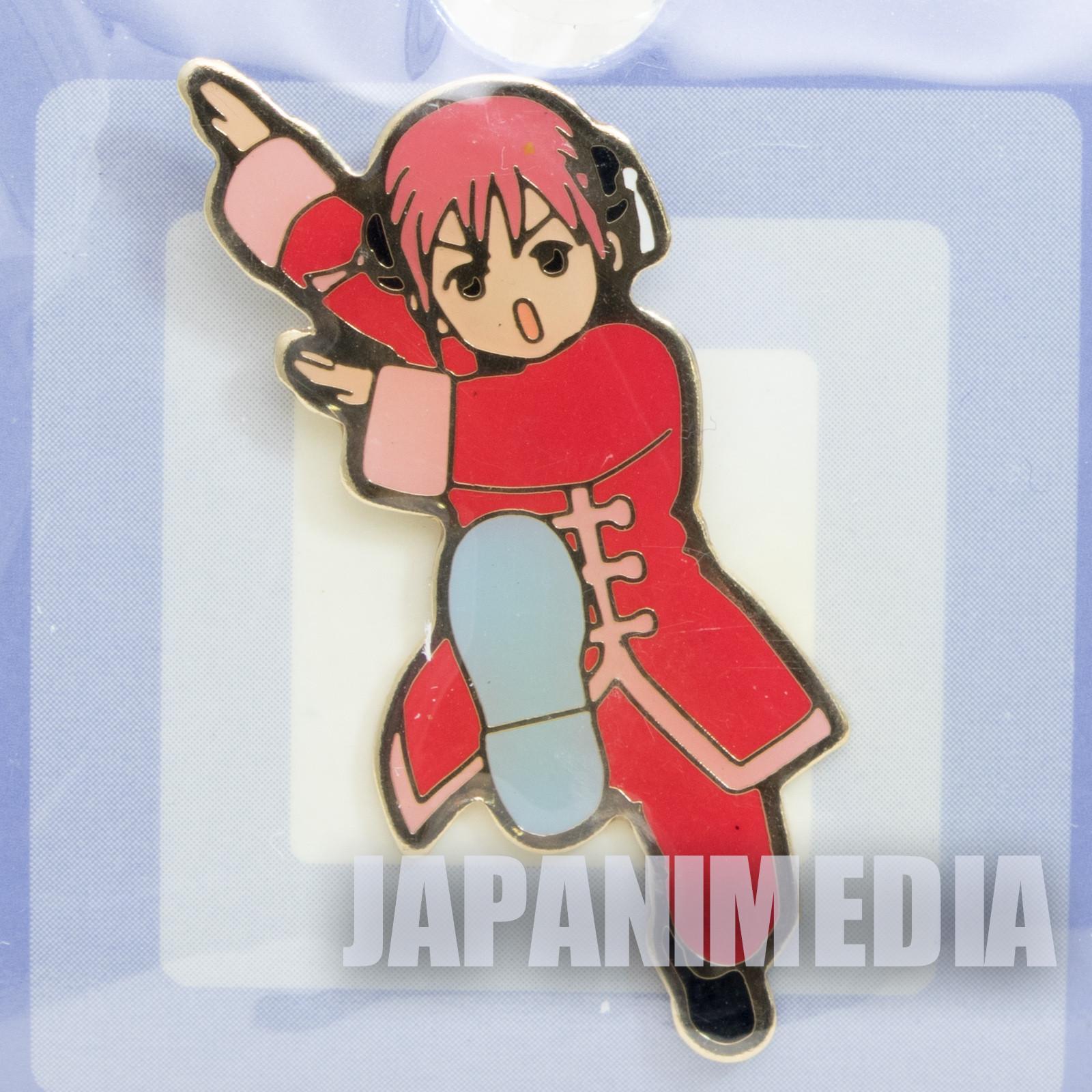 Gintama Kagura (SD ver.) Weekly Jump Character Pins JAPAN ANIME MANGA