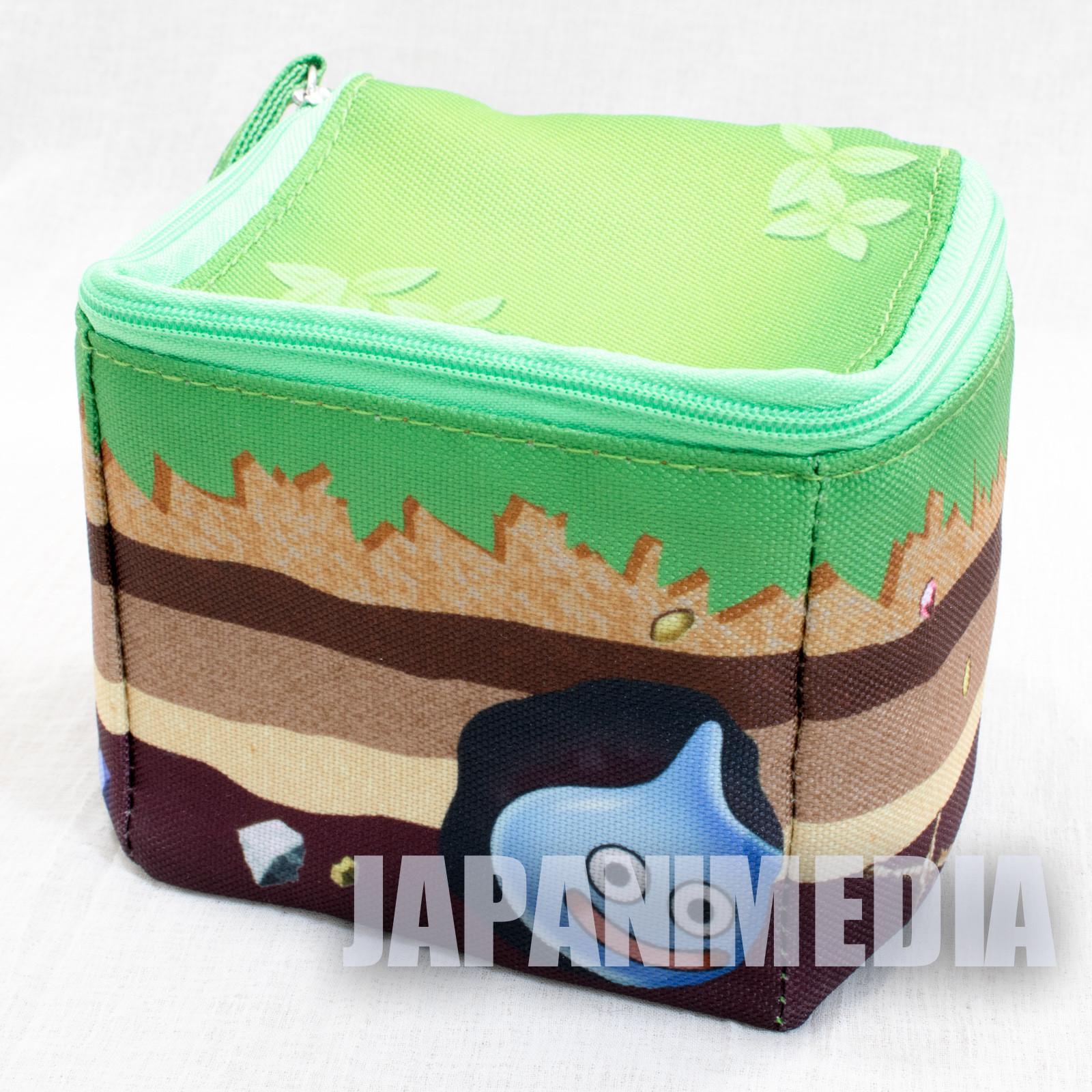Dragon Quest Builder 2 Block Pouch Bag Case SQUARE ENIX JAPAN GAME WARRIOR 2