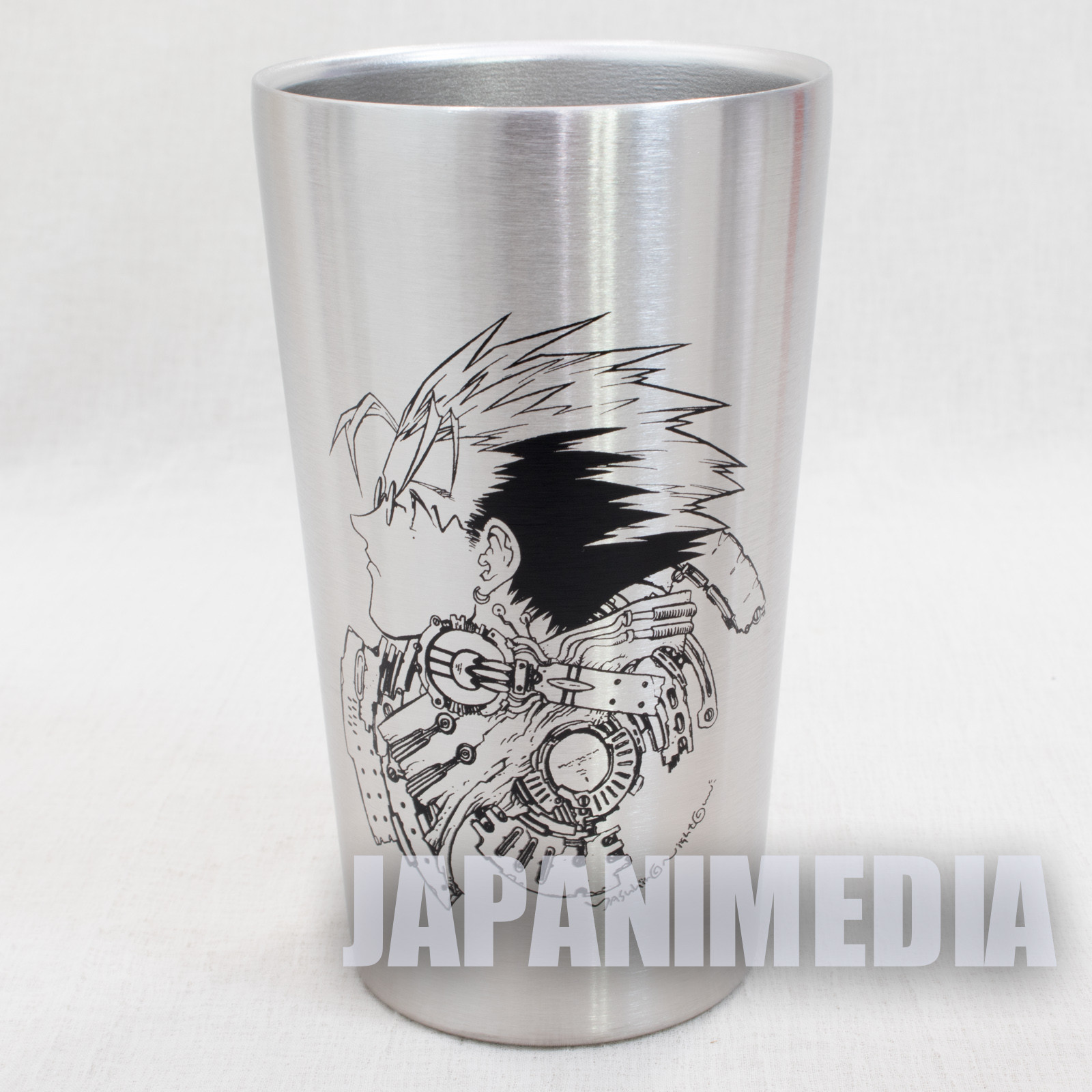 TRIGUN Vash the Stampede Stainless Thermo Tumbler 450ml JAPAN ANIME