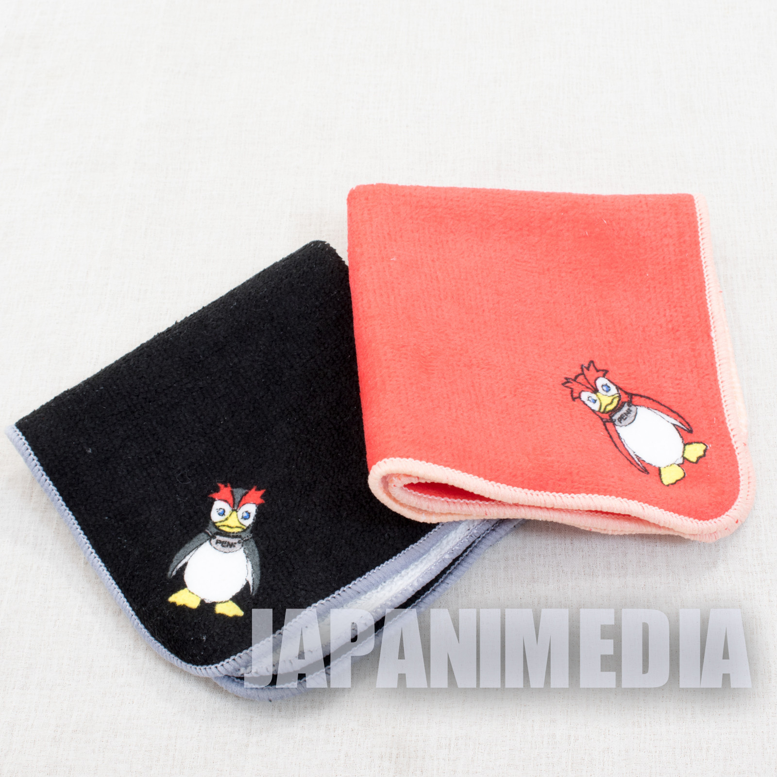 Evangelion PenPen Penguin Hand Towel Set JAPAN ANIME