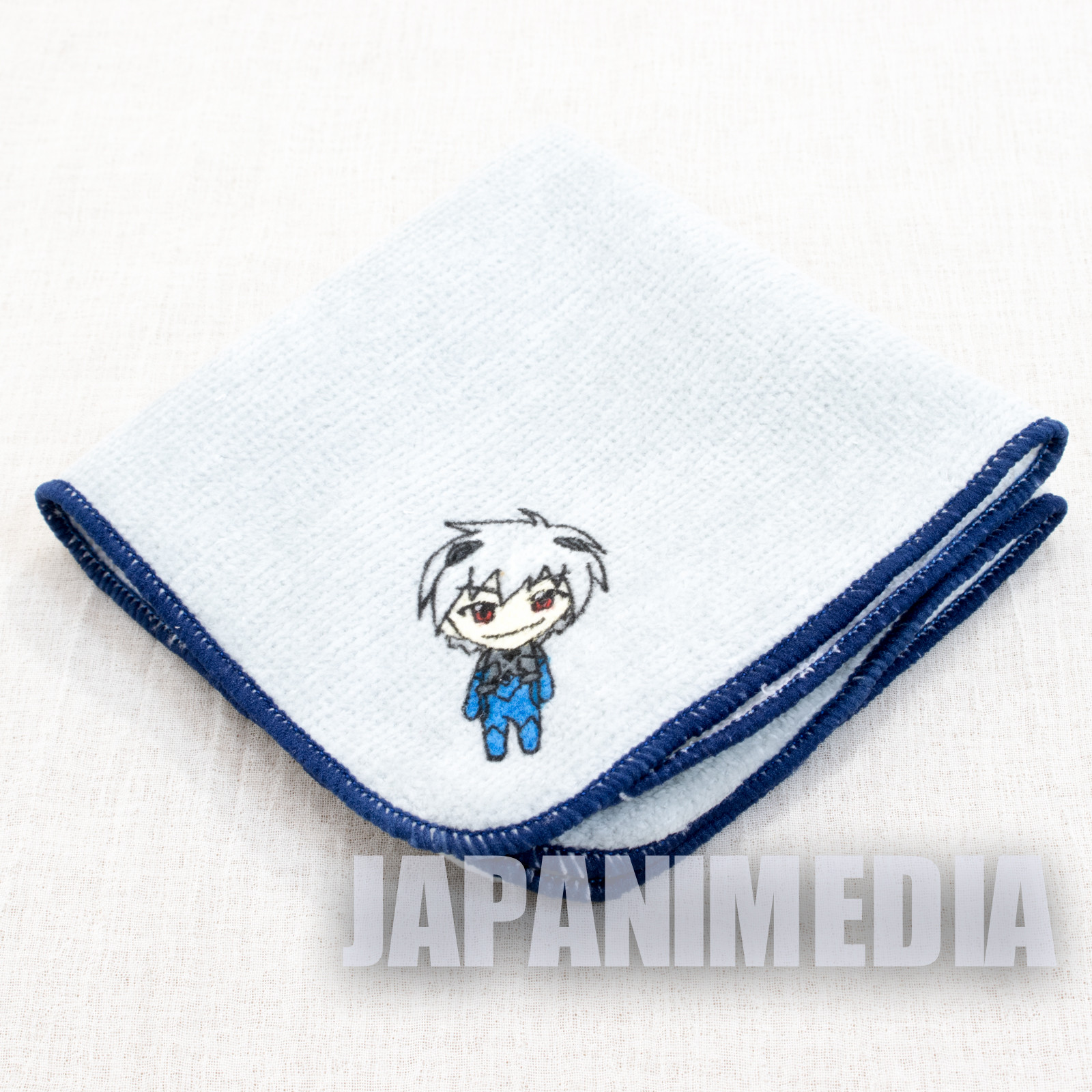 Evangelion Kaworu Nagisa Hand Towel Set JAPAN ANIME