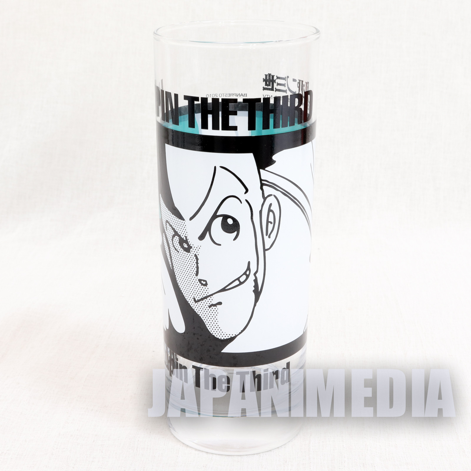 Lupin the Third (3rd) Stylish Glass Lupin Ver. Banpresto JAPAN ANIME MANGA 2