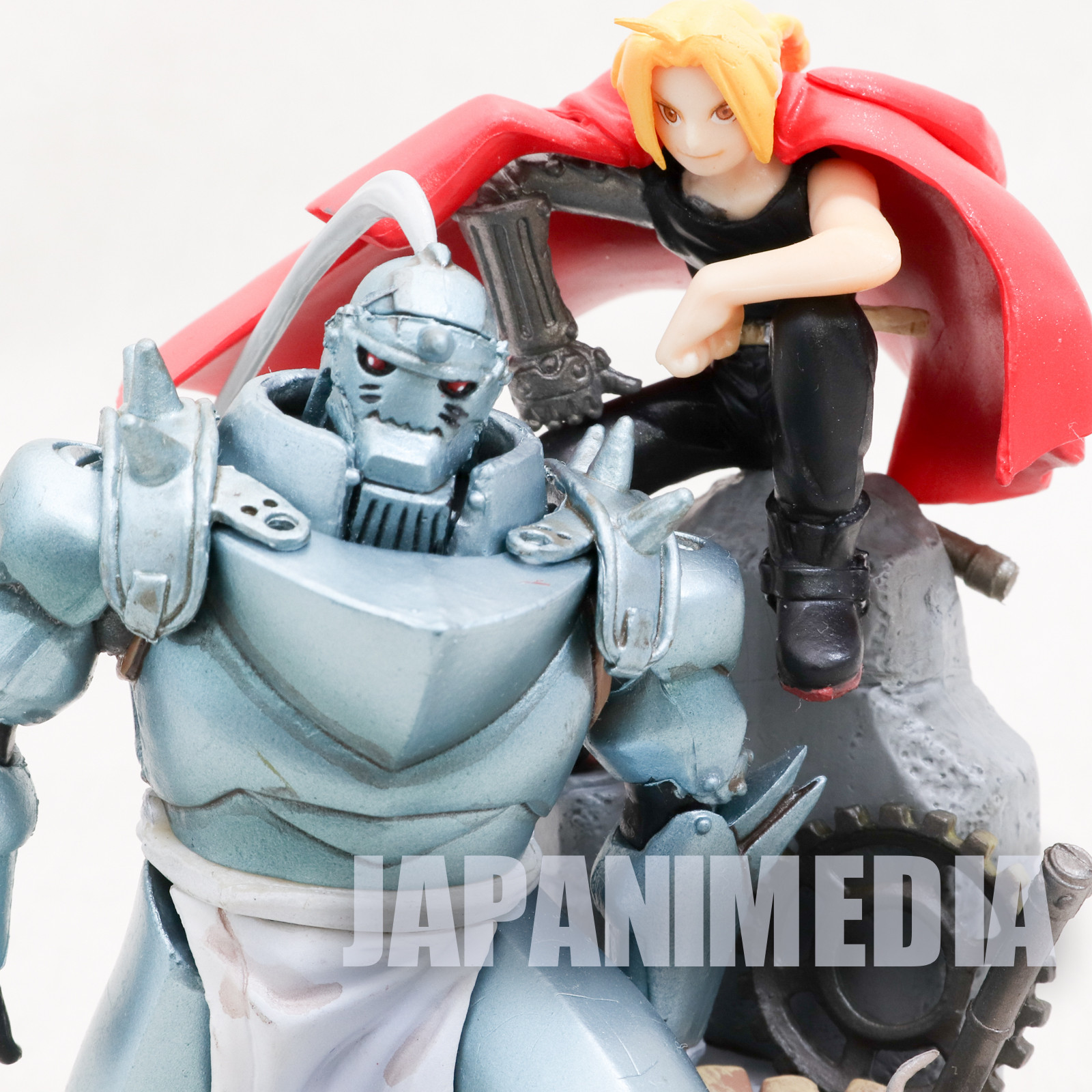 Fullmetal Alchemist Figure Red Edward Elric and Alphonse JAPAN ANIME 2