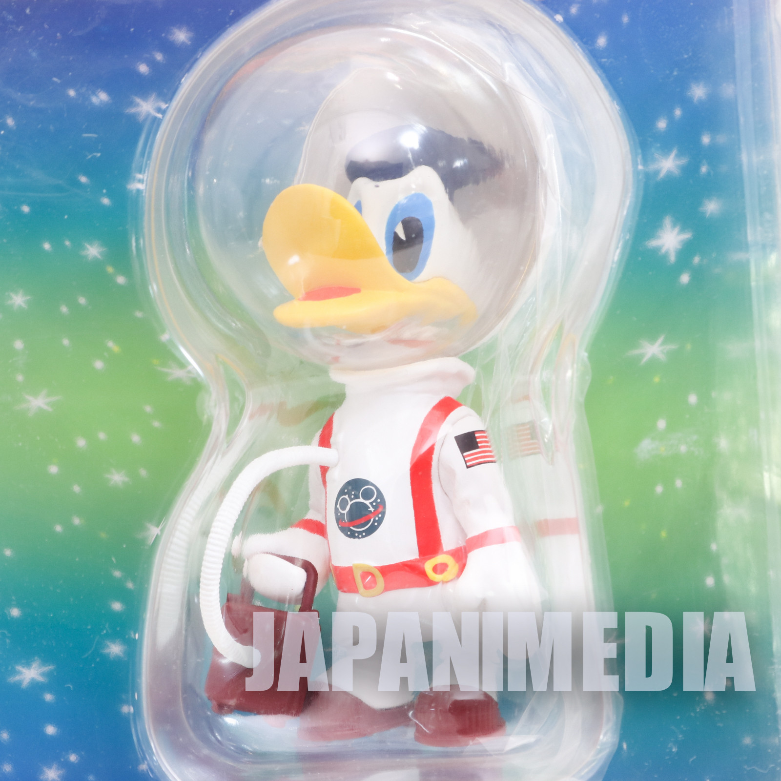 Donald Duck Astronauts ver. Ultra Detail Figure UDF Medicom Toy JAPAN DISNEY