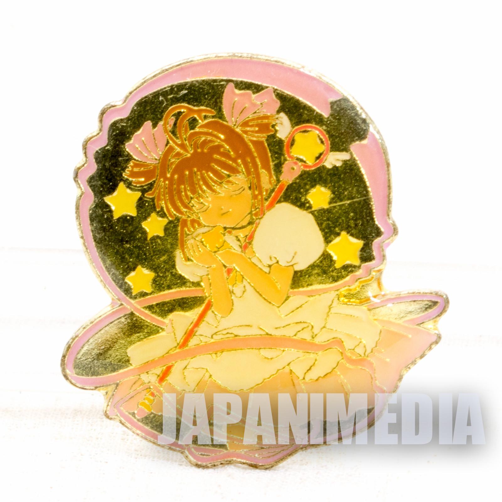 Cardcaptor Sakura Sakura Kinomoto Sakura Pins (Battle costume ver.) CLAMP JAPAN ANIME #4