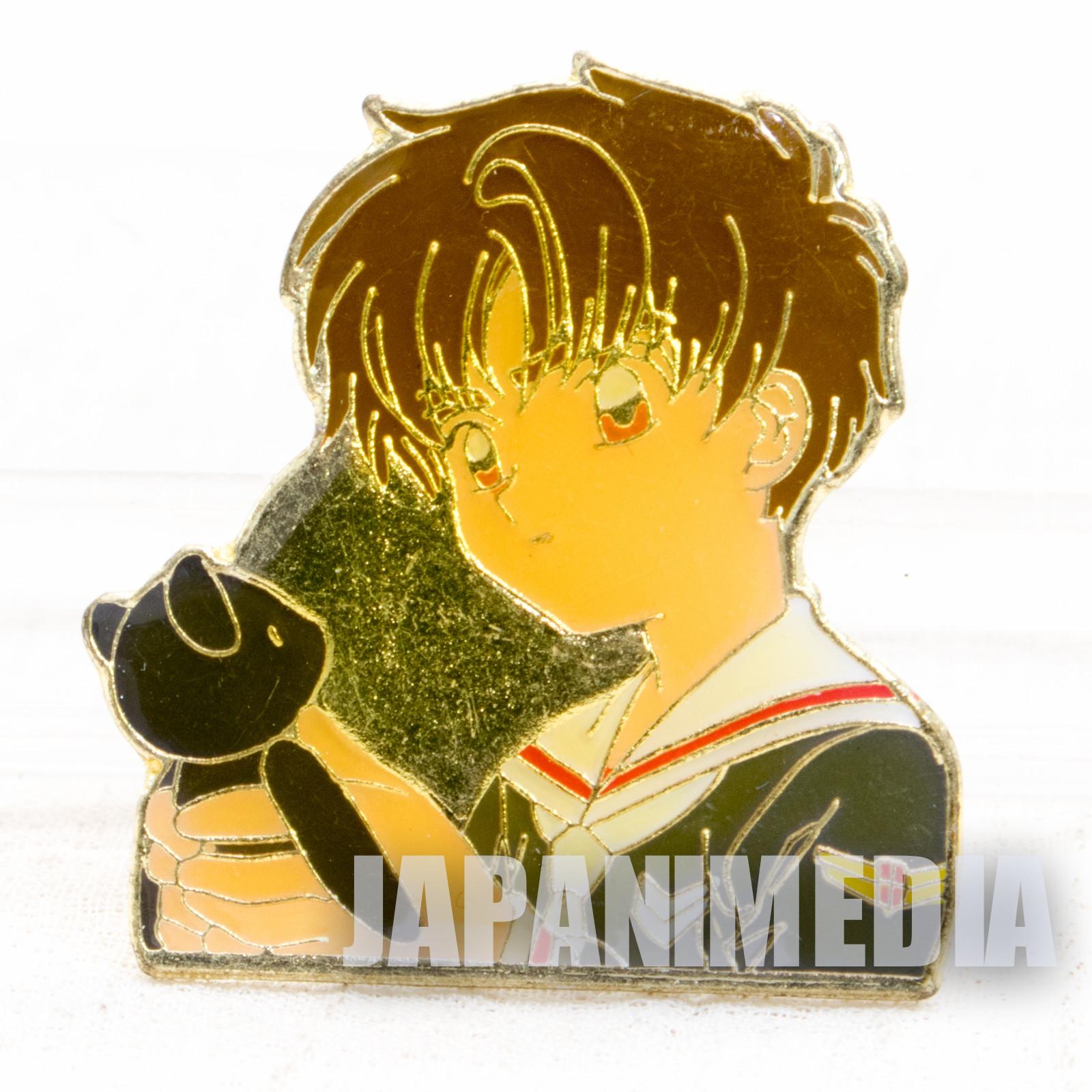 Cardcaptor Sakura Syaoran Li Sakura Pins (School uniform ver.) CLAMP JAPAN ANIME #14
