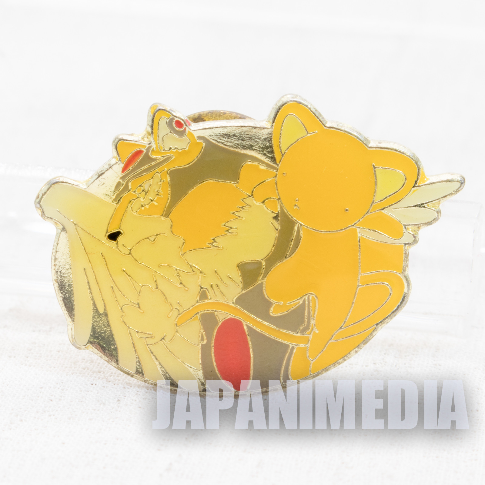 Cardcaptor Sakura Cerberus & Kero-chan Sakura Pins CLAMP JAPAN ANIME #16
