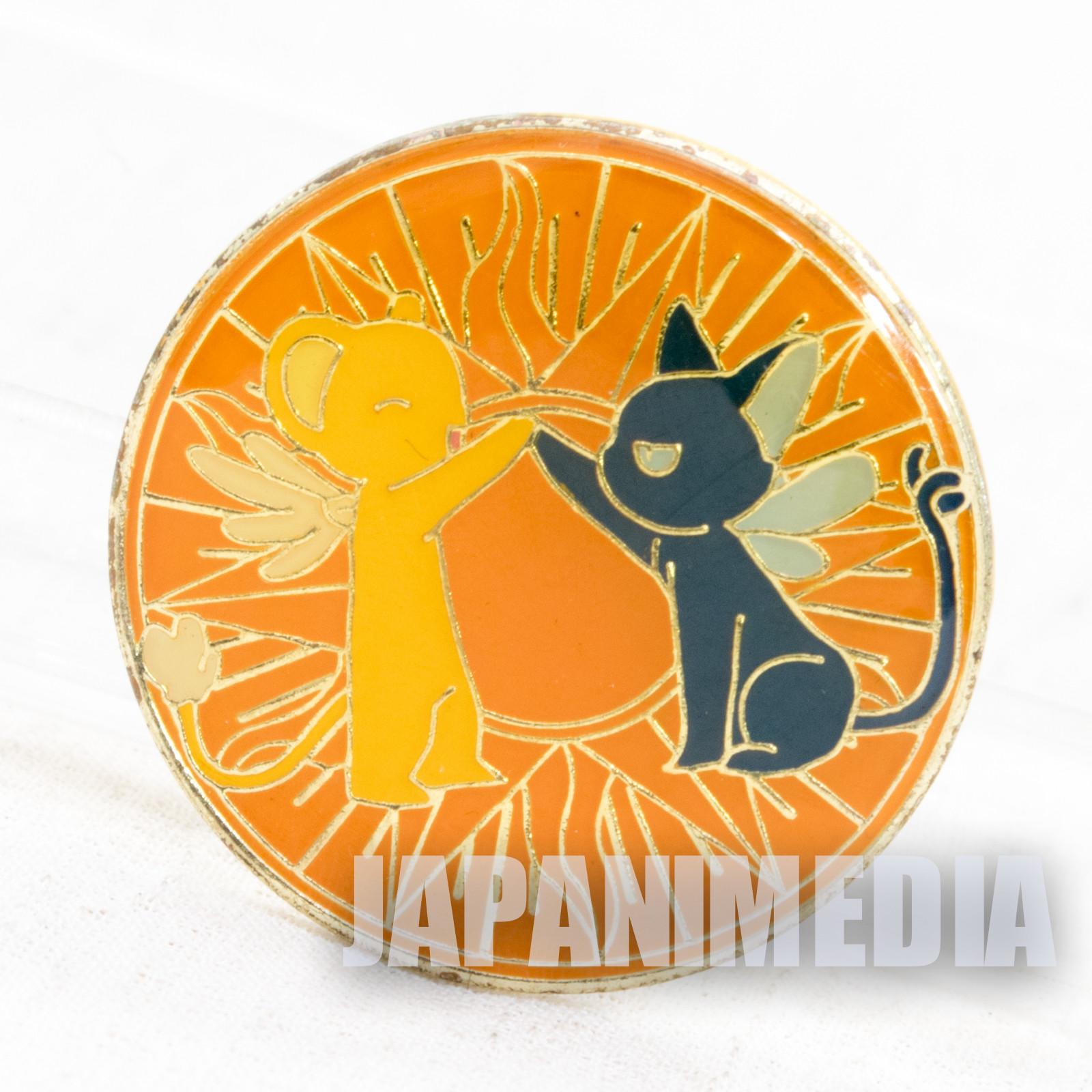 Cardcaptor Sakura Kero-chan & Spinel Sun Sakura Pins CLAMP JAPAN ANIME #18