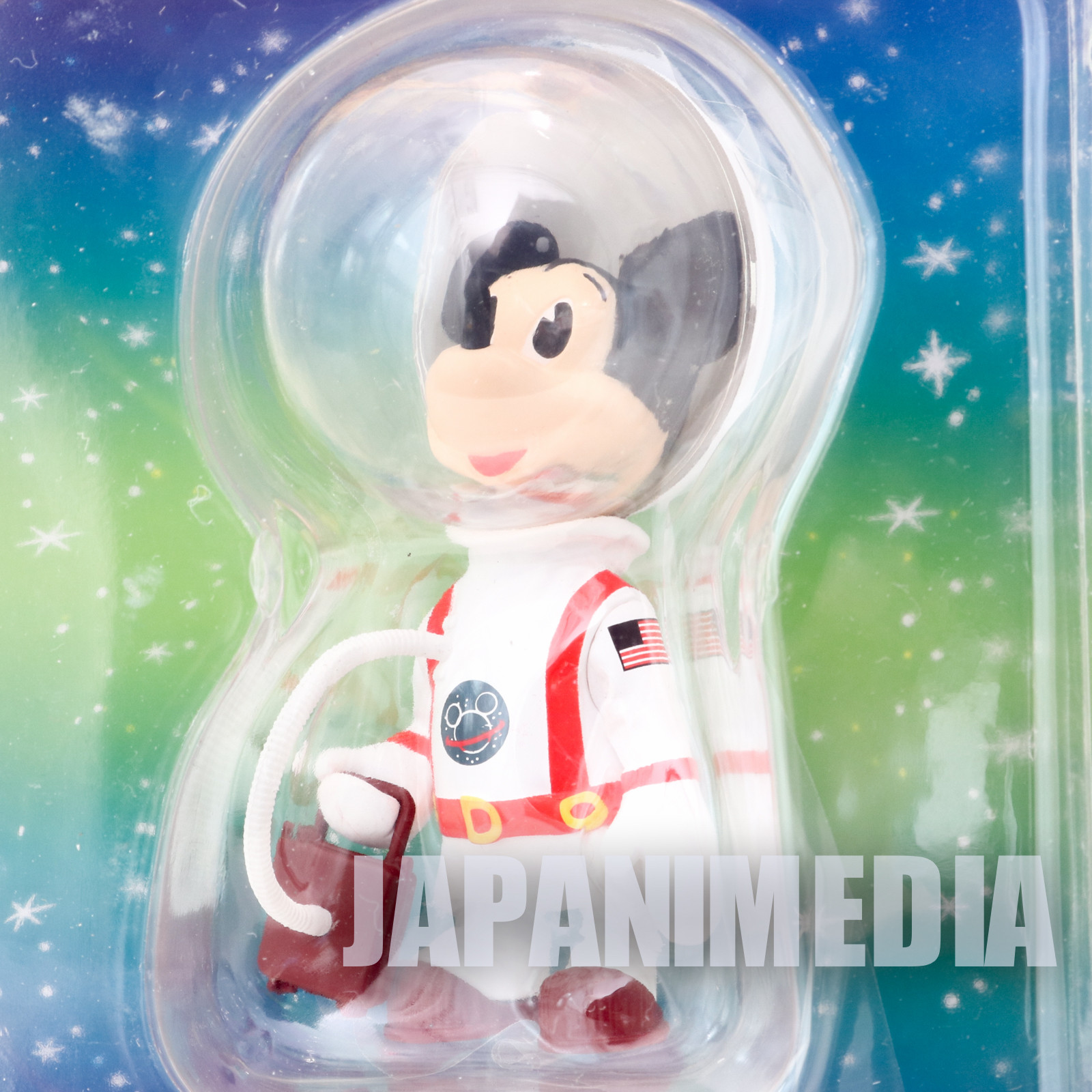 Mickey Mouse Astronauts ver. Ultra Detail Figure UDF Medicom Toy JAPAN DISNEY