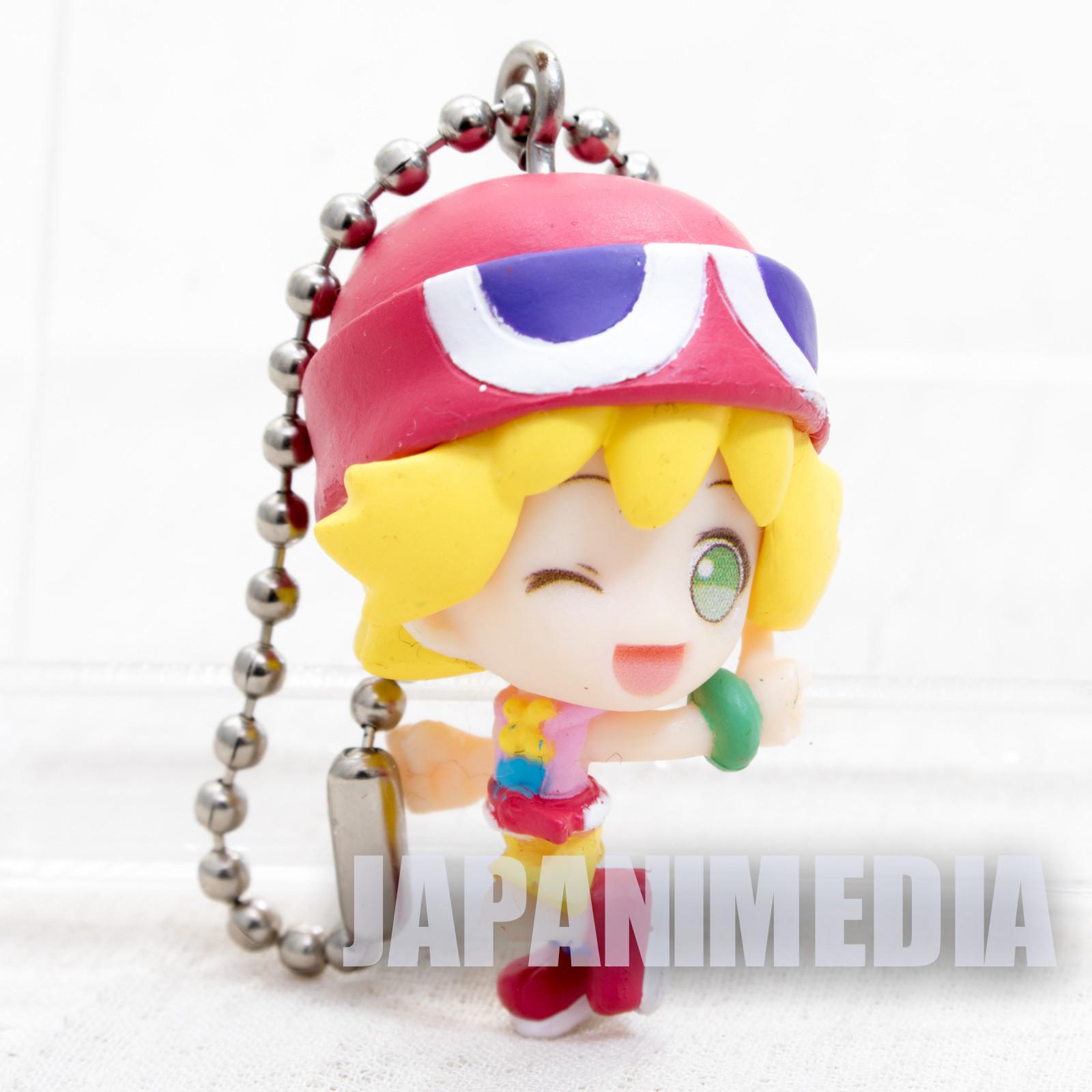 Puyopuyo!! Quest Amitie Swing Figure Ball Keychain JAPAN GAME SEGA