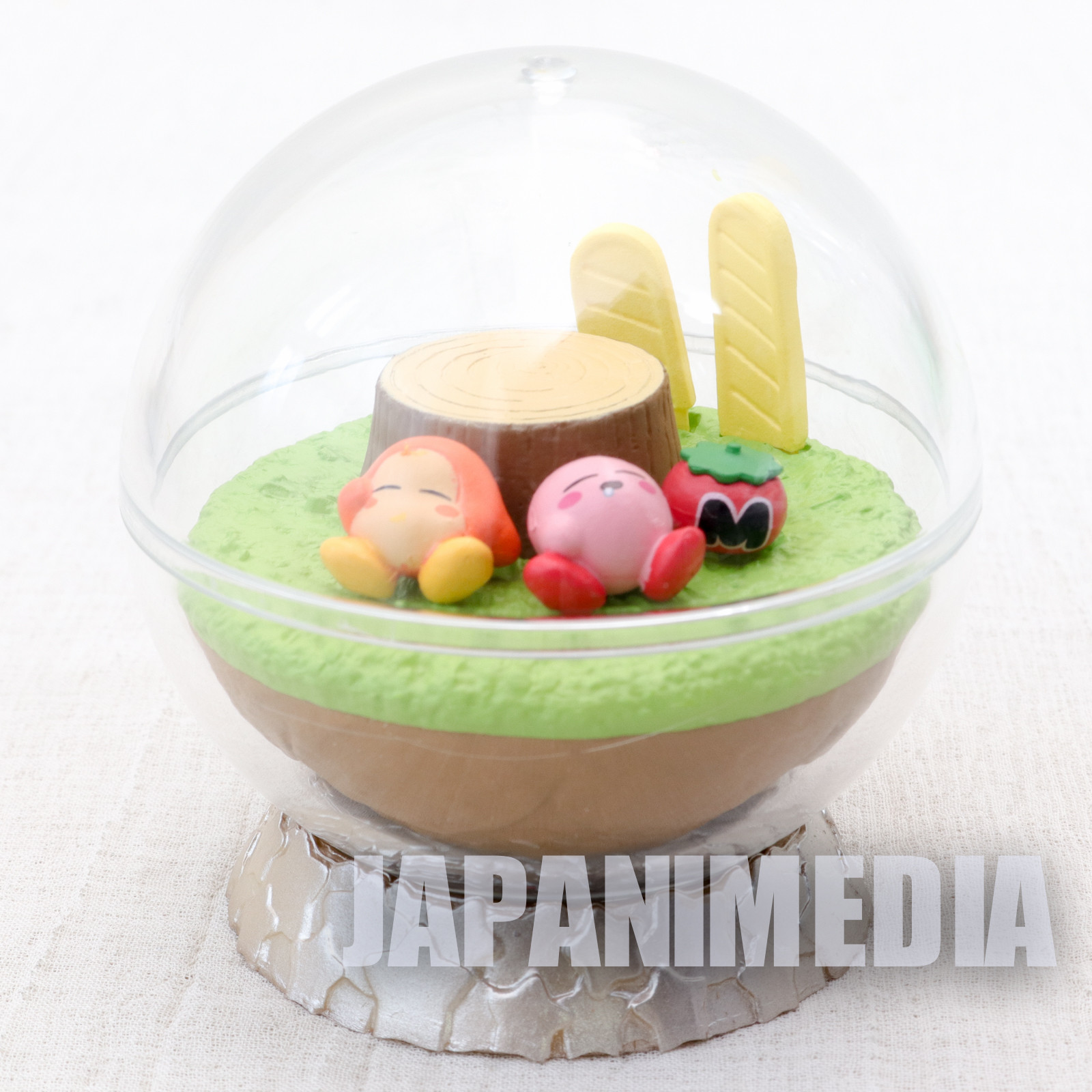 Kirby Super Star Terrarium Collection Figure #4 Nap Time JAPAN GAME 2