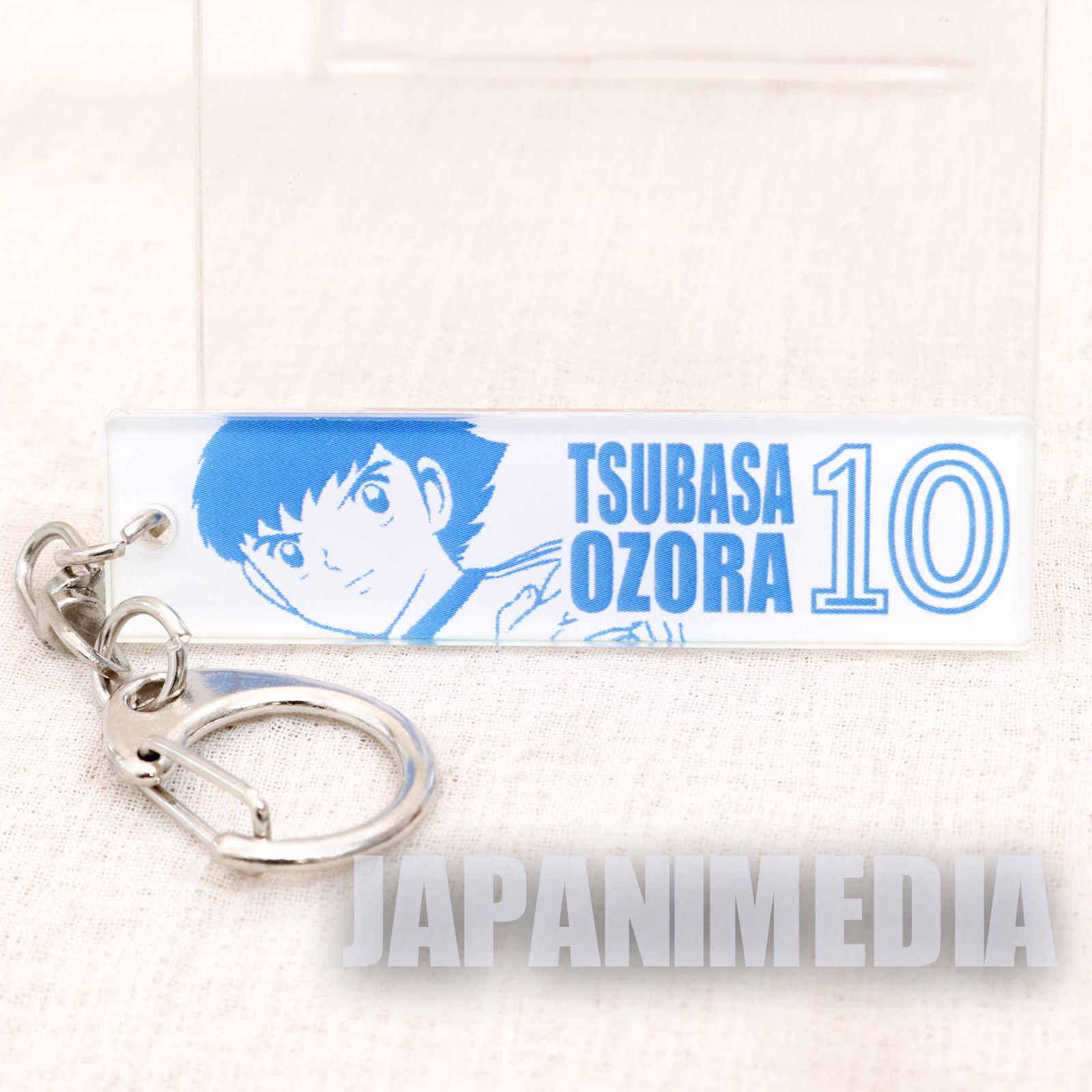 Captain Tsubasa Tsubasa Oozora Acrylic Plate Keychain JAPAN ANIME MANGA