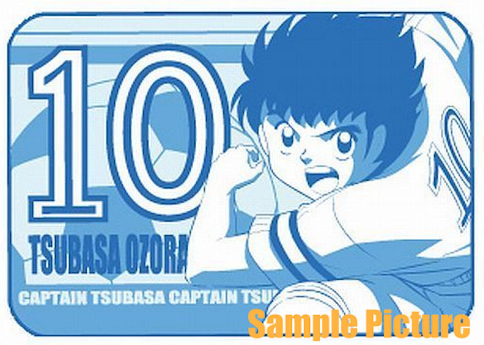 Captain Tsubasa Tsubasa Oozora Blanket 100x70cm (39x28inch) JAPAN ANIME MANGA