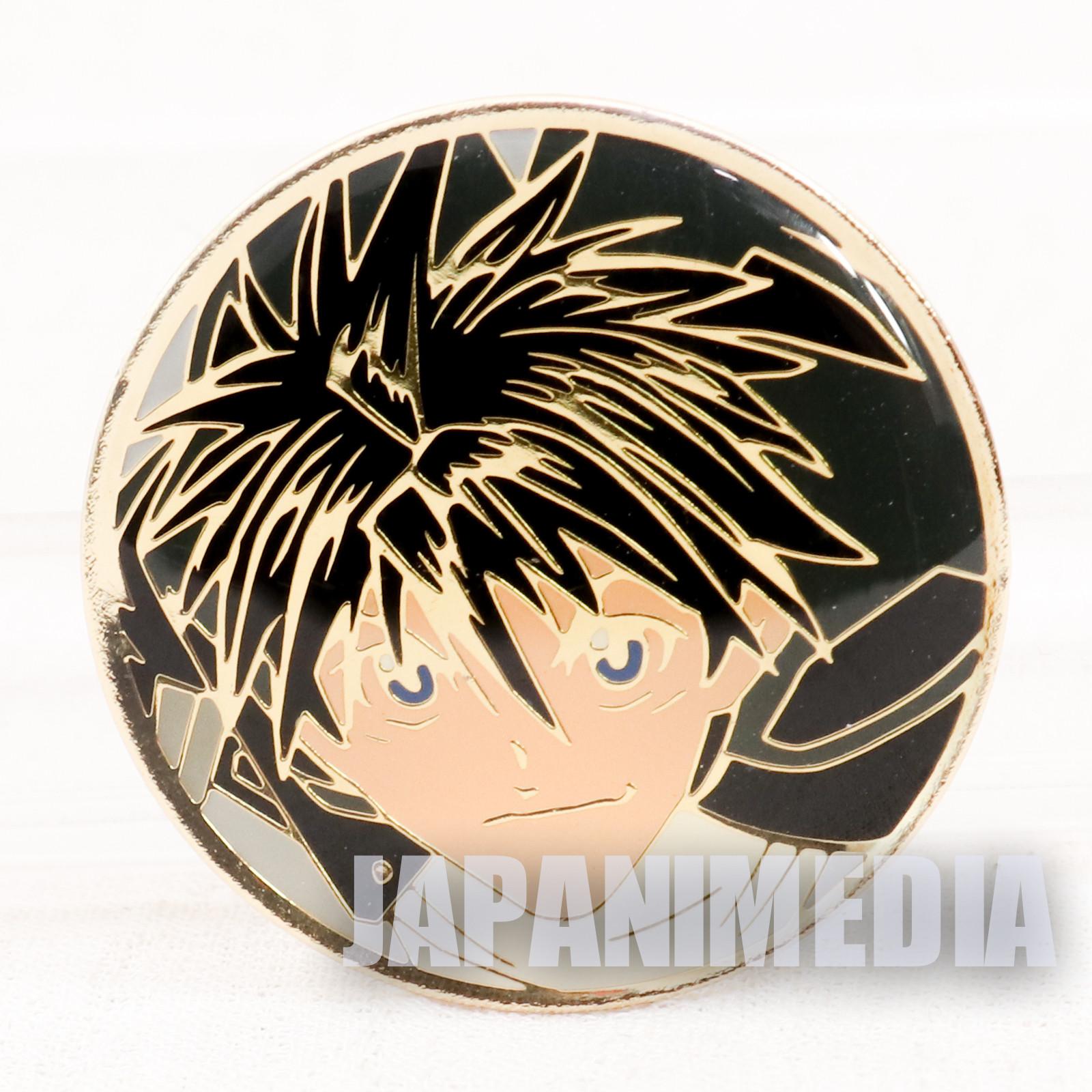 Busou Renkin Kazuki Muto Weekly Jump Character Pins JAPAN ANIME MANGA
