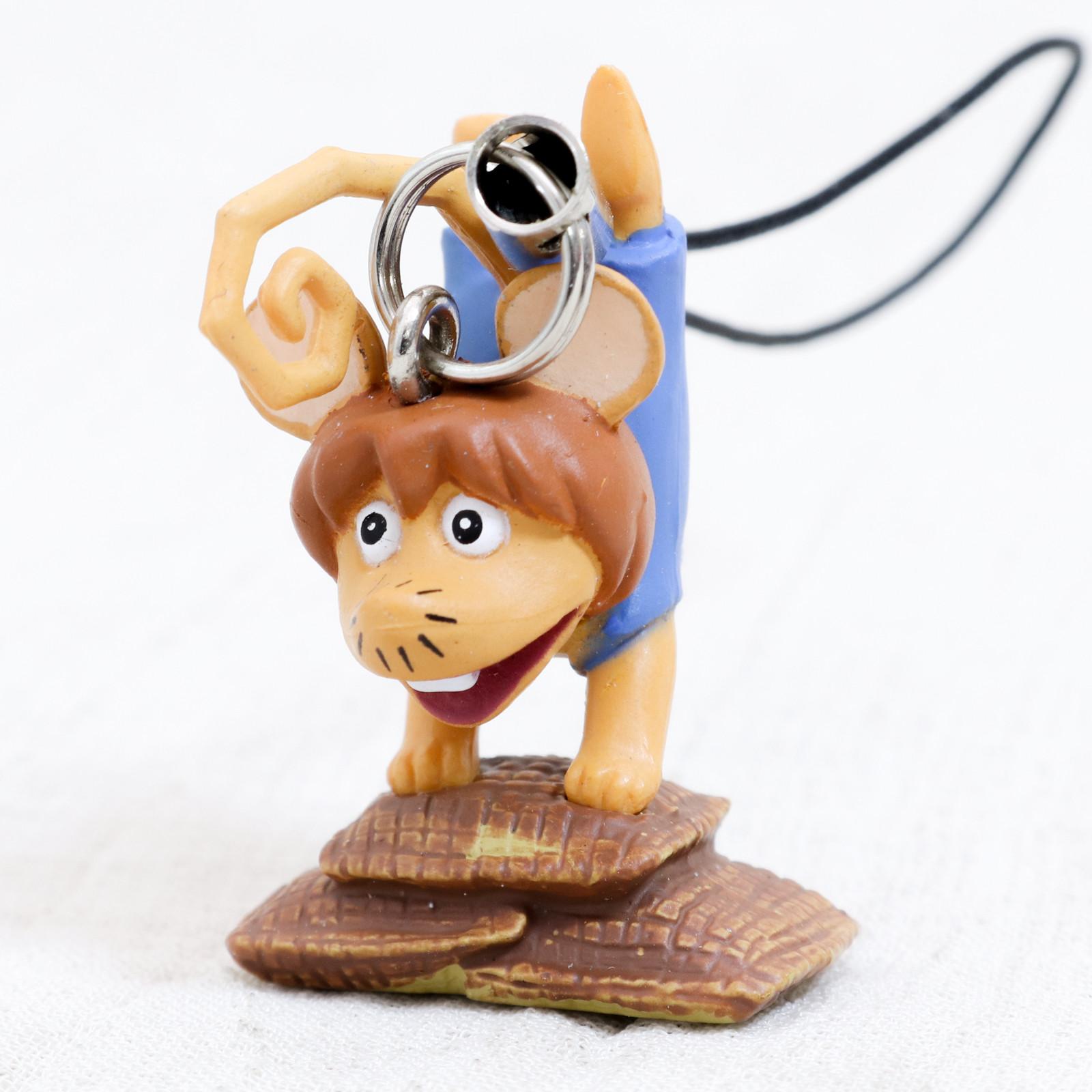 Gamba no Boken Ikasama Figure Strap JAPAN ANIME MANGA