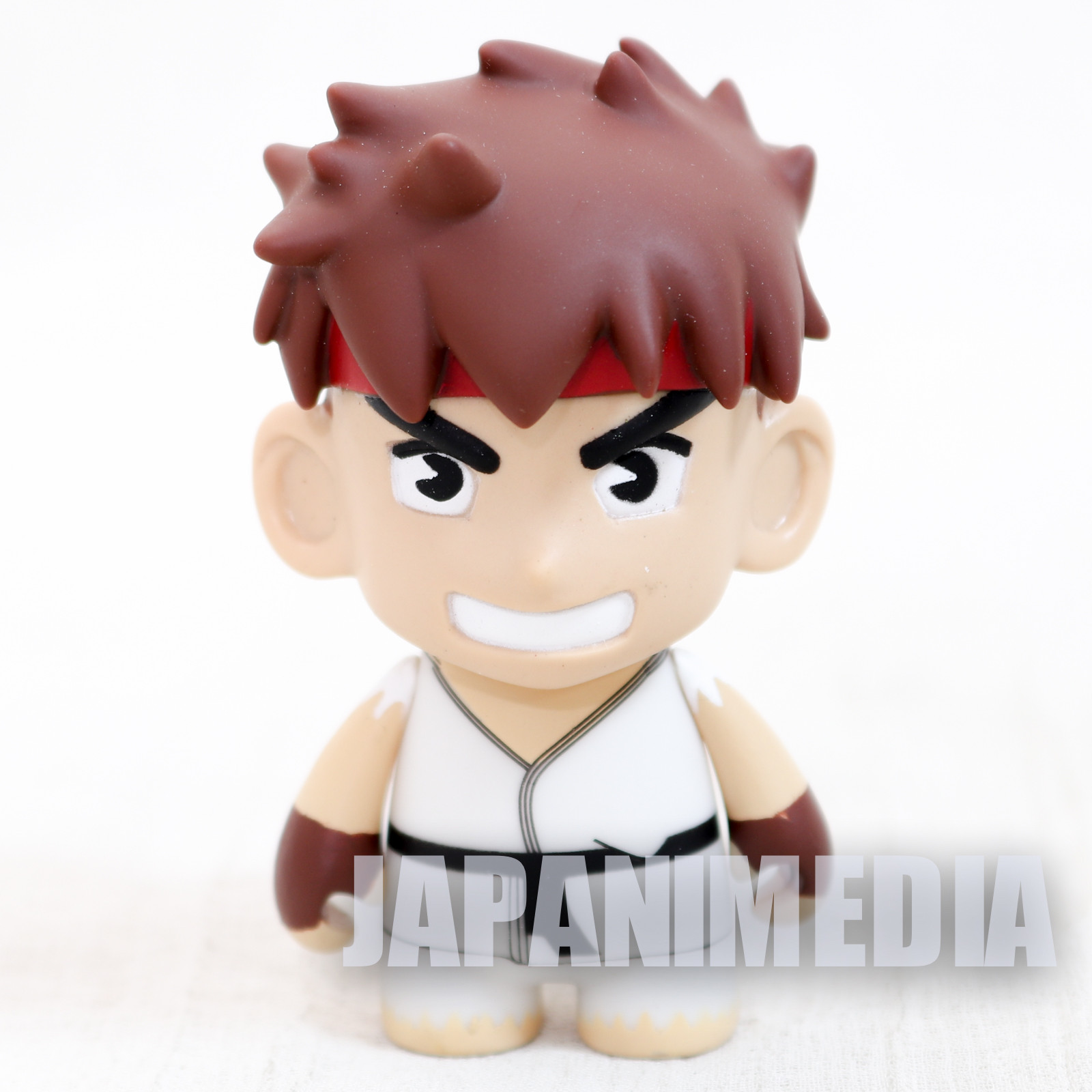 Street Fighter 2 Ryu Kidrobot Figure Capcom Character JAPAN GAME