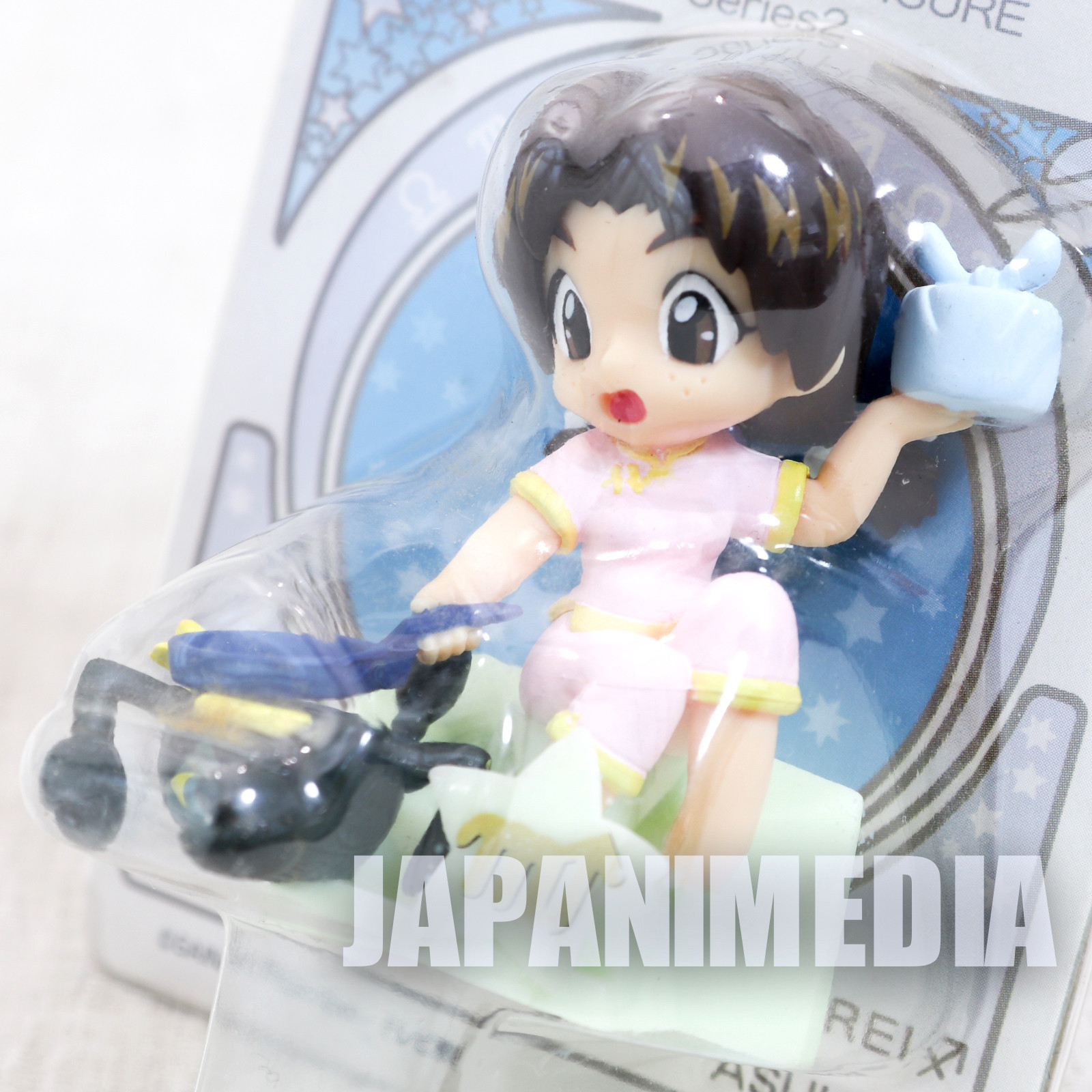 Evangelion Hikari Horaki Mini Display Figure Star and Constelation ver. JAPAN