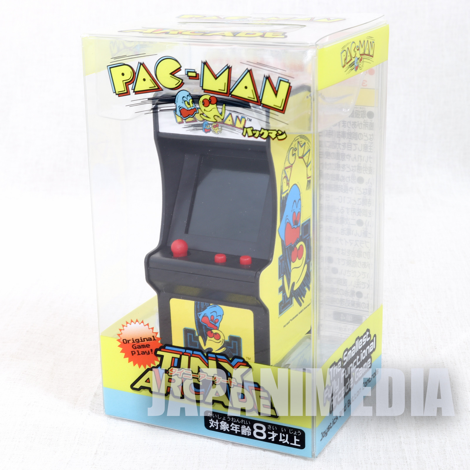 Tiny Arcade PAC-MAN The Smallest Fully Functional Arcade Game Machine