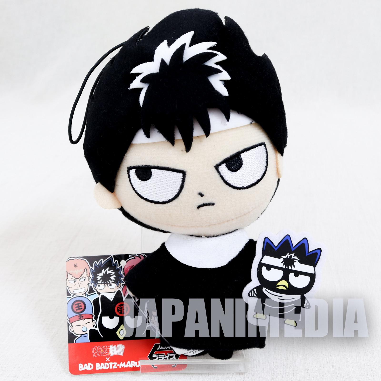 Yu Yu Hakusho Bad Badtz-Maru Hiei Plush Doll JAPAN ANIME MANGA
