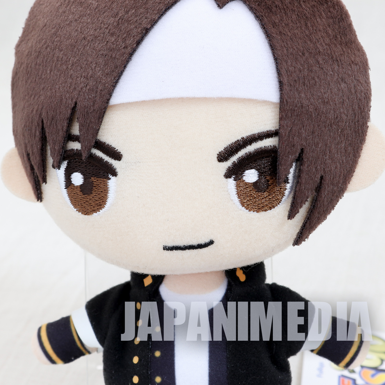 KOF / King of Fighters Kyo Kusanagi Plush Doll SNK JAPAN NEOGEO