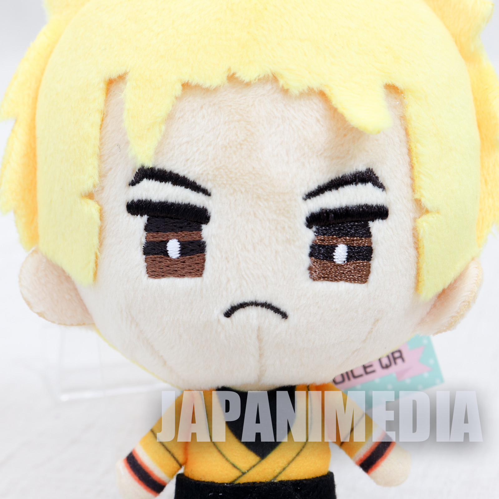 The King of Fighters for GIRLS Ryo Sakazaki Plush Doll SNK Art of Fighting  JAPAN NEOGEO