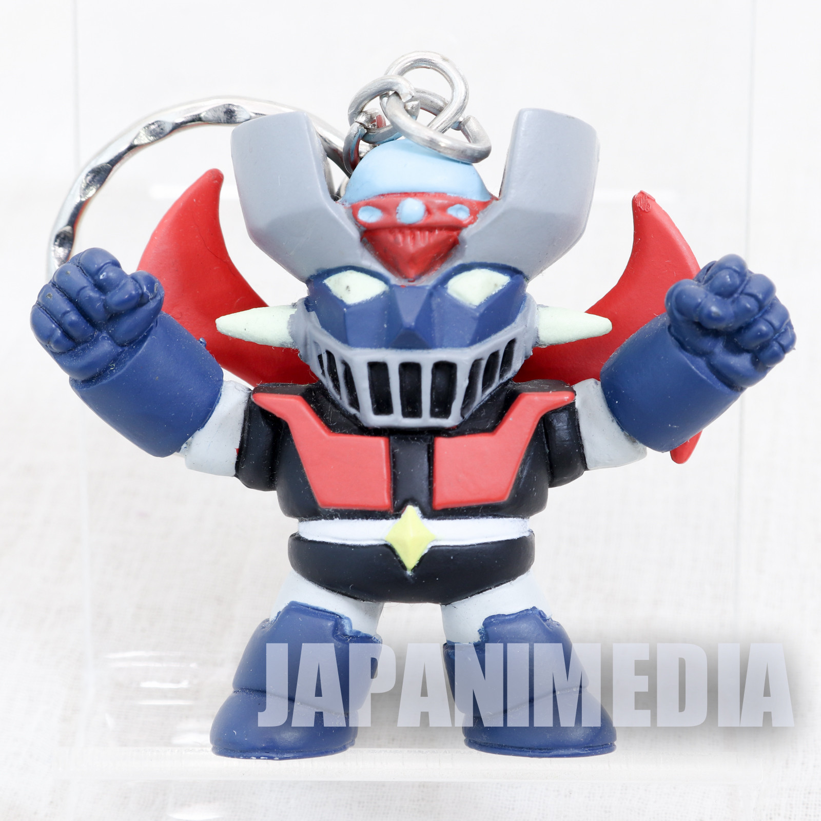 Mazinger Z Phosphorescent Figure Key Chain JAPAN ANIME MANGA NAGAI GO 2