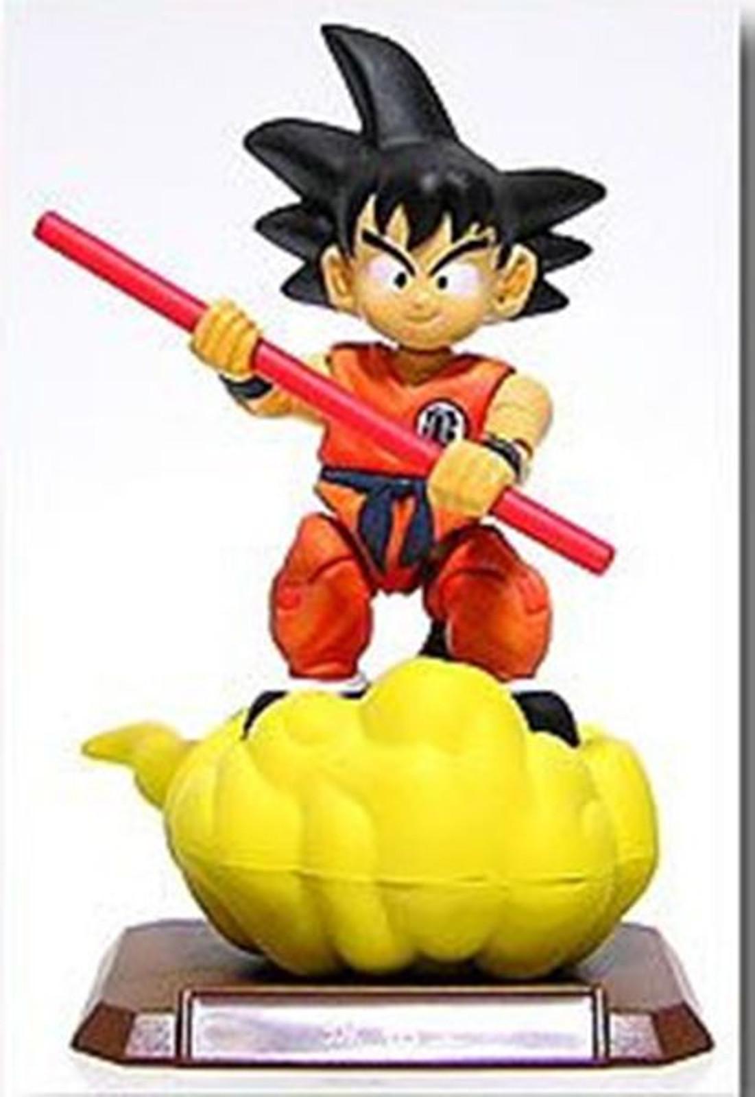 Dragon Ball Z Son Gokou Boy Magnet Action Mini Figure Popy JAPAN ANIME MANGA 2