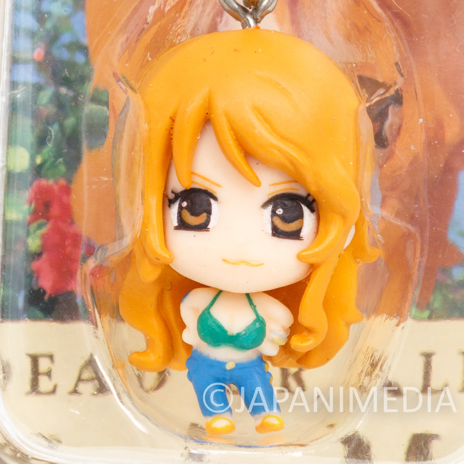 One Piece Nami Mini Figure Chara Fortune Megahouse JAPAN ANIME