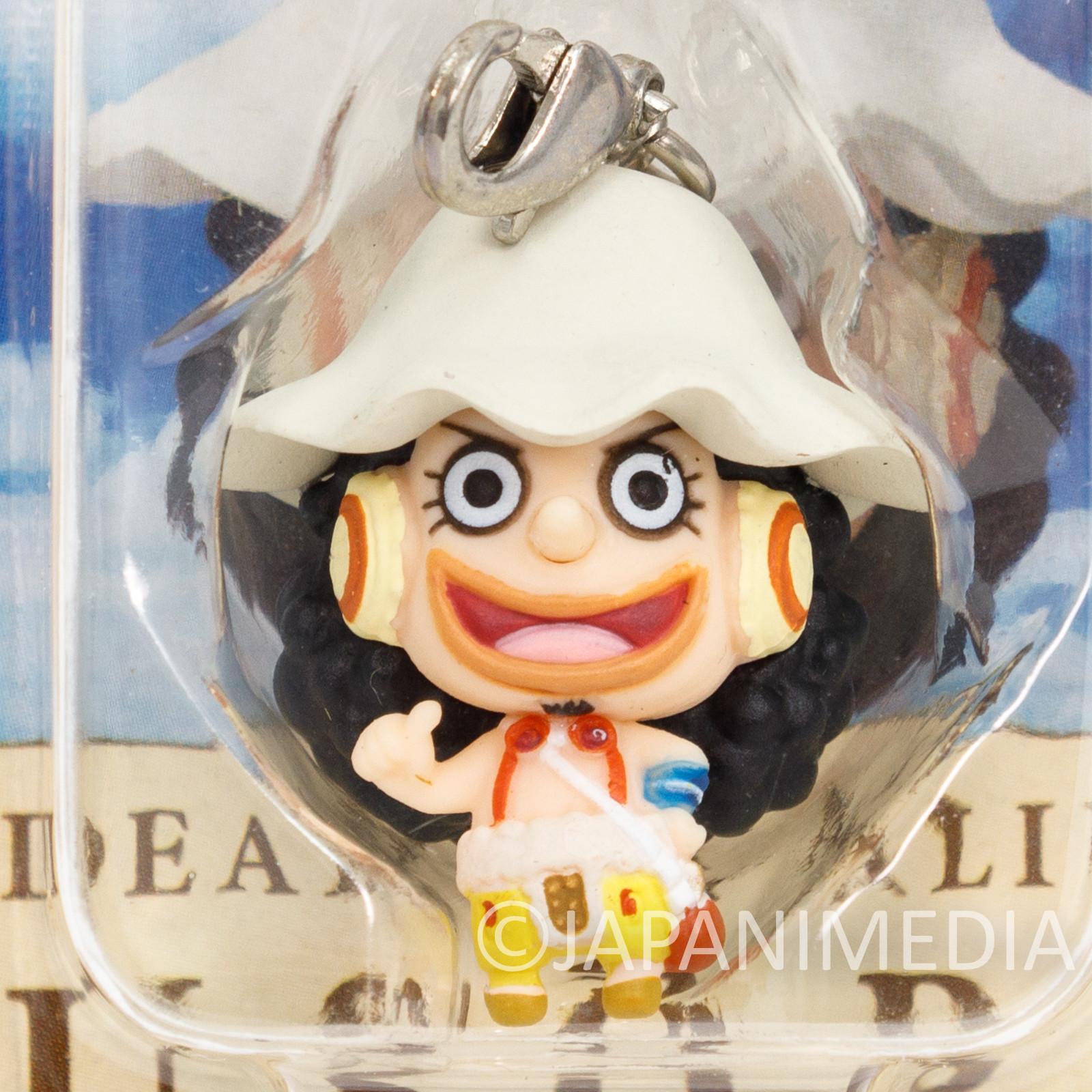 One Piece Usopp Mini Figure Chara Fortune Megahouse JAPAN ANIME