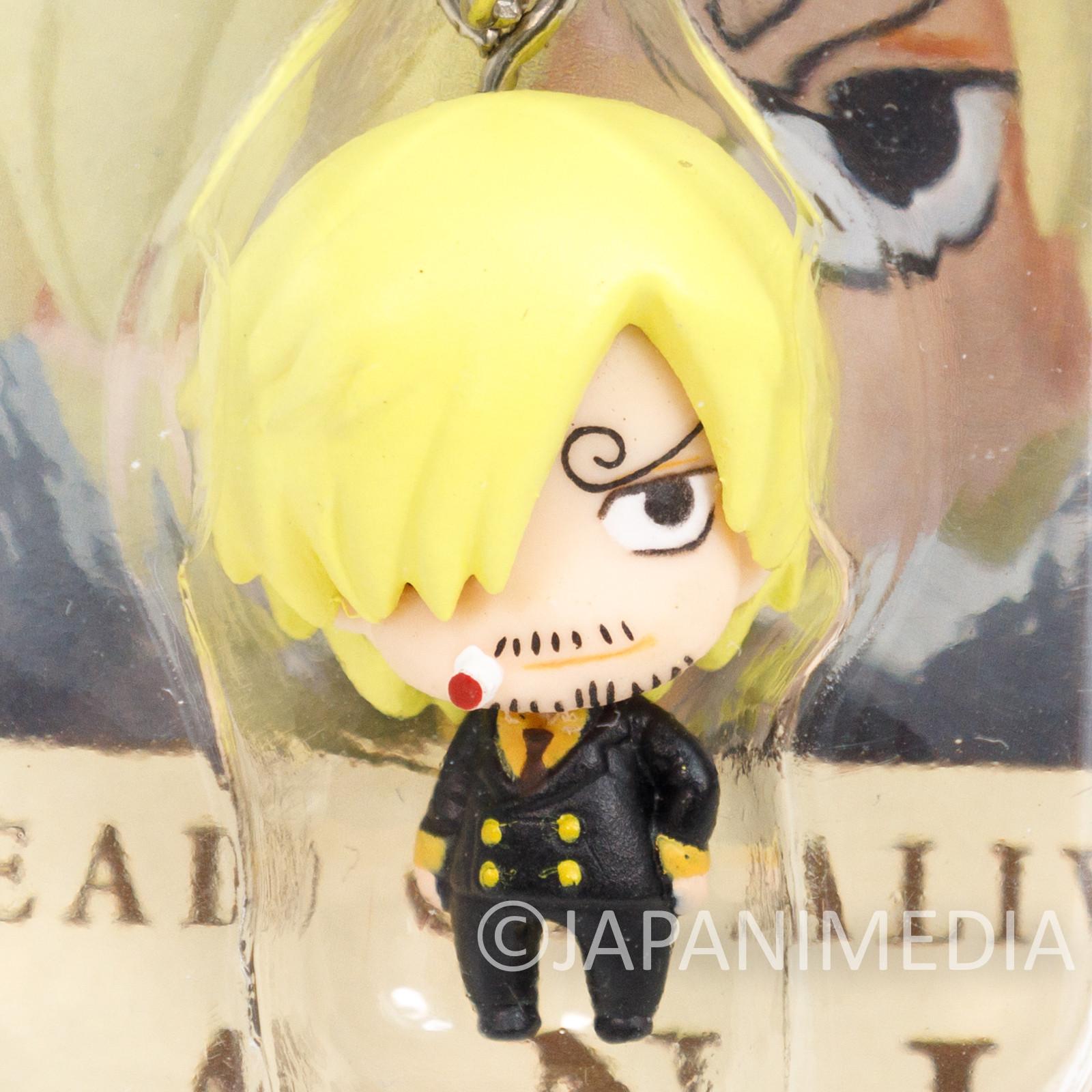 One Piece Vinsmoke Sanji Mini Figure Chara Fortune Megahouse JAPAN ANIME