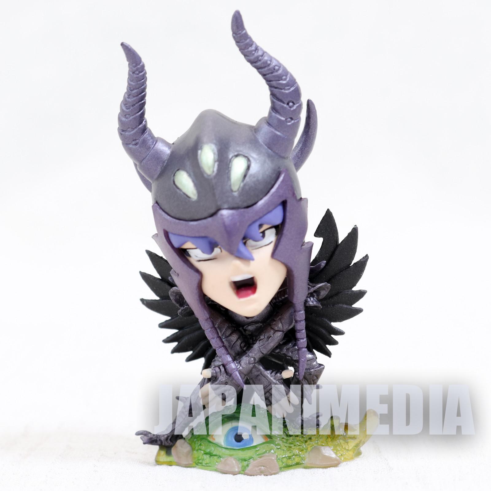 Saint Seiya Garuda Aiacos Mini Figure JAPAN ANIME MANGA
