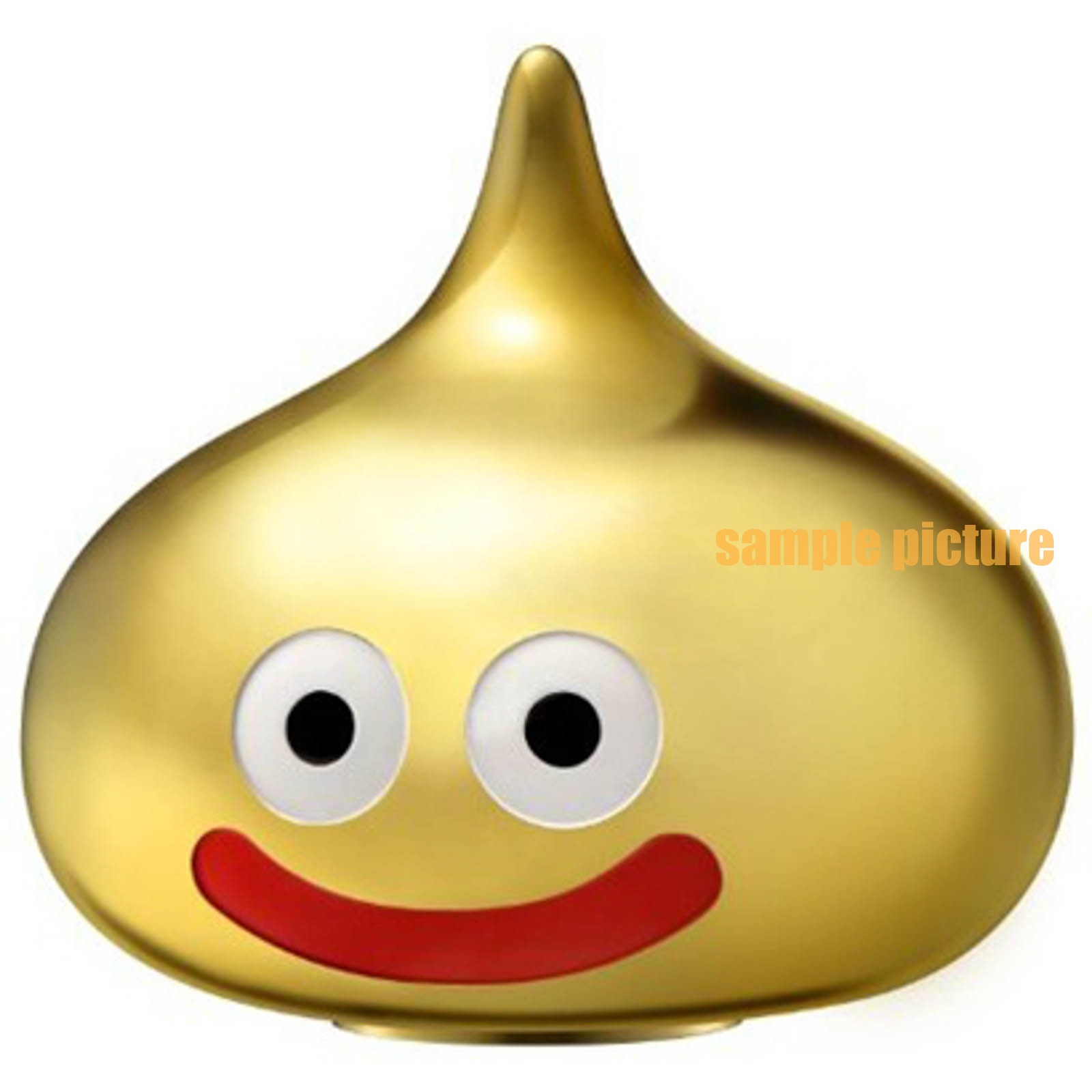 Dragon Quest Smile Slime Slime Big Coin Bank (Gold ver.) 25th anniversary Square Enix GAME