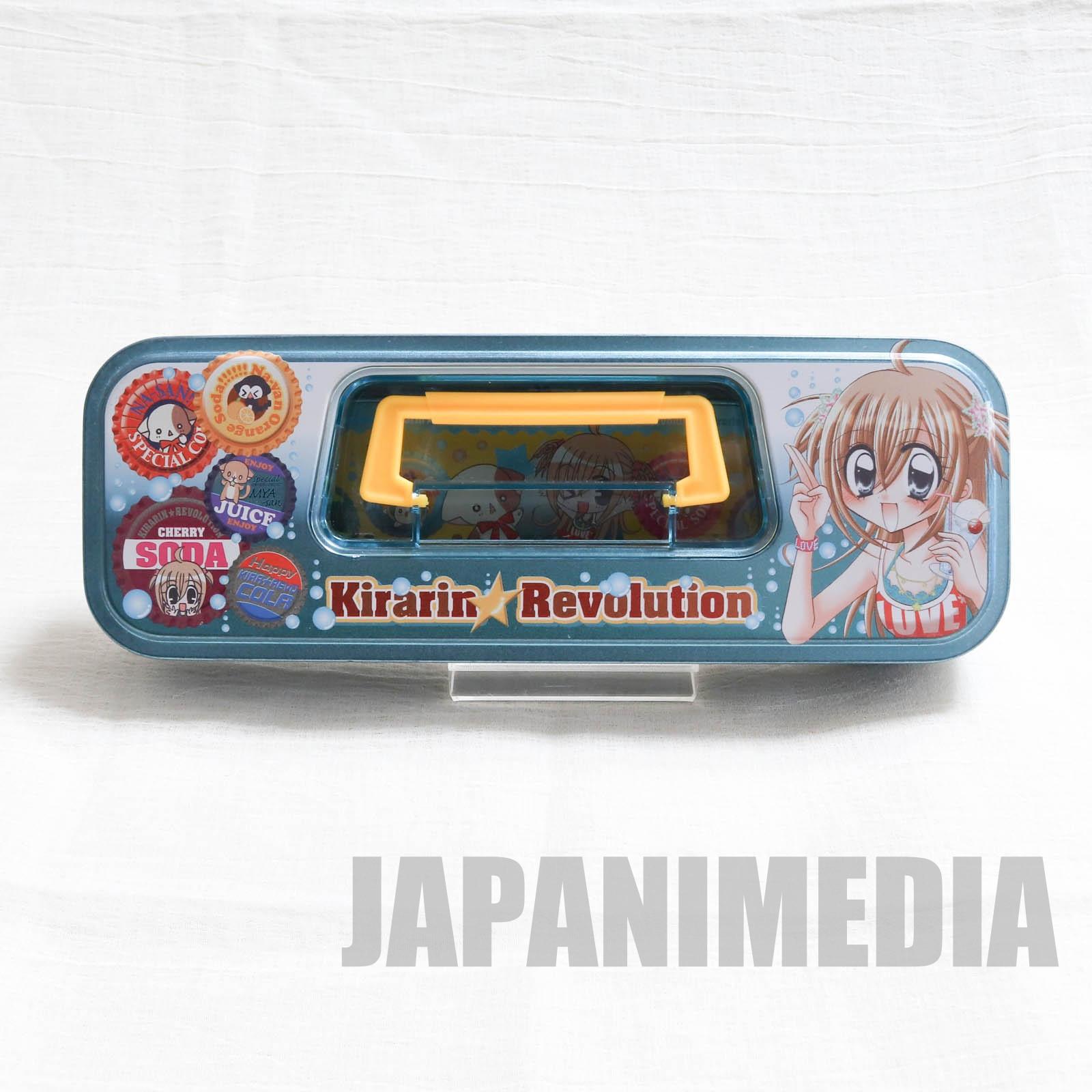 Kirarin Revolution Can Pen case [Kirari Tsukishima  / Na-san] JAPAN MANGA 1
