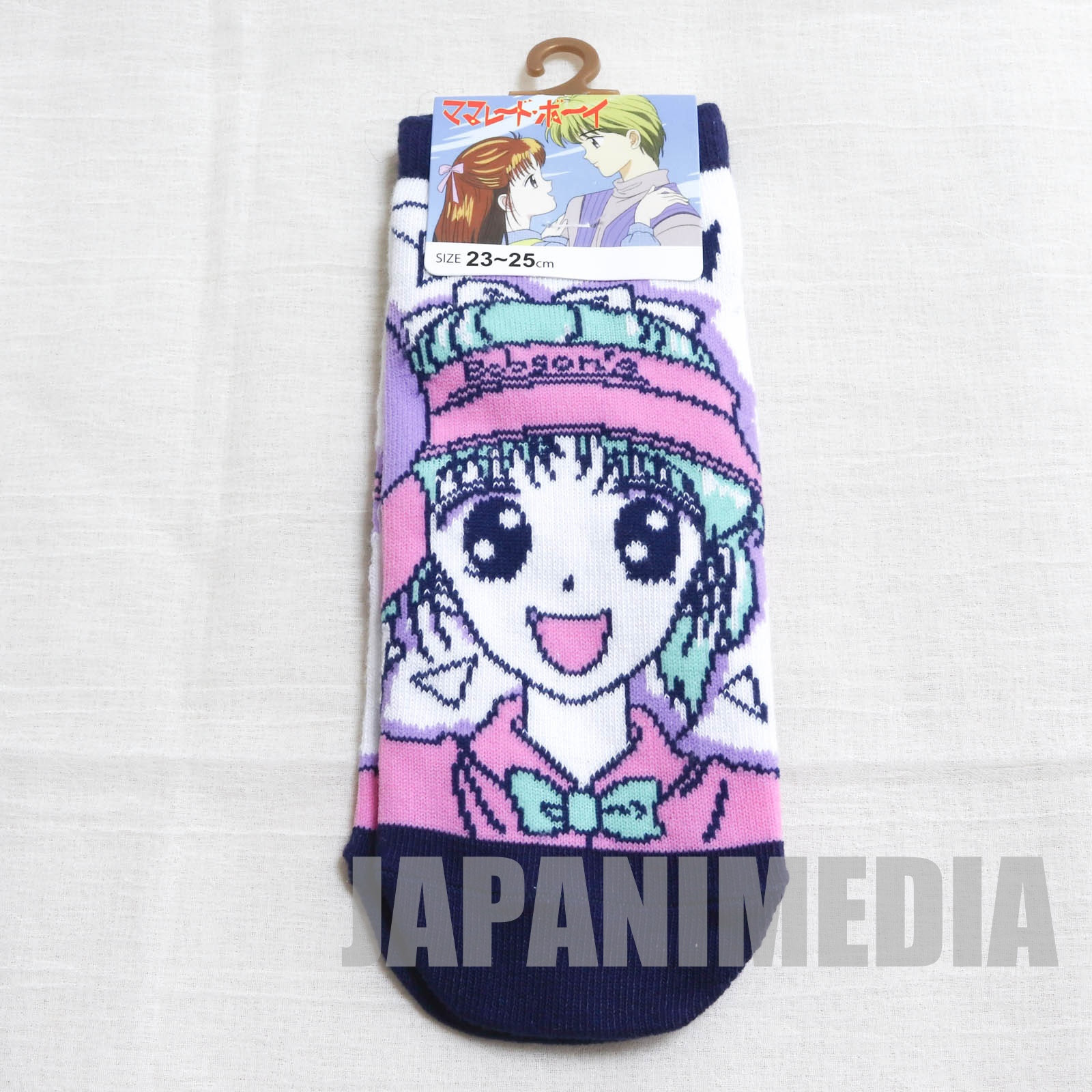 Marmalade Boy Miki Koishikawa a Pair of Socks Size 23-25cm JAPAN ANIME 1