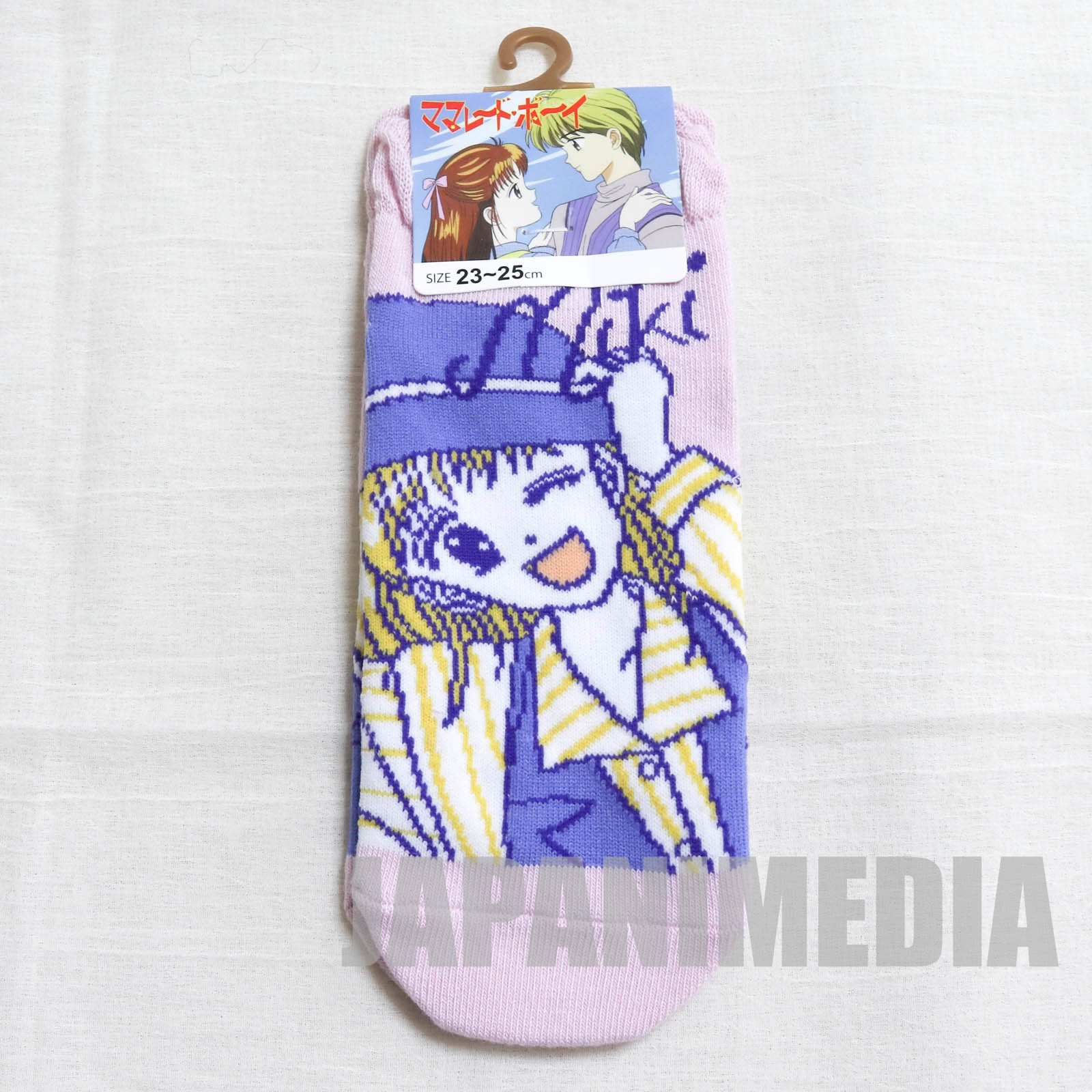 Marmalade Boy Miki Koishikawa a Pair of Socks Size 23-25cm JAPAN ANIME 2