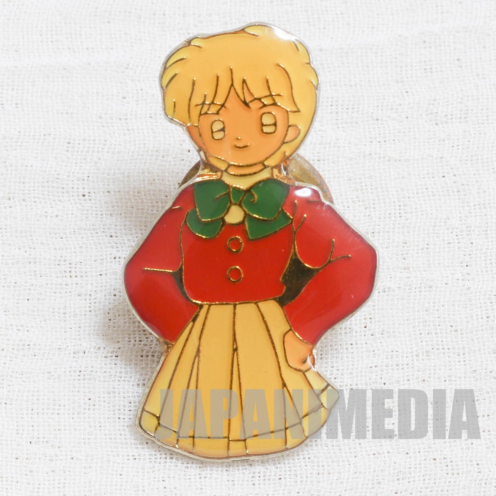 Saint Tail Rina Takamiya Saint Tail Collection Pins JAPAN ANIME