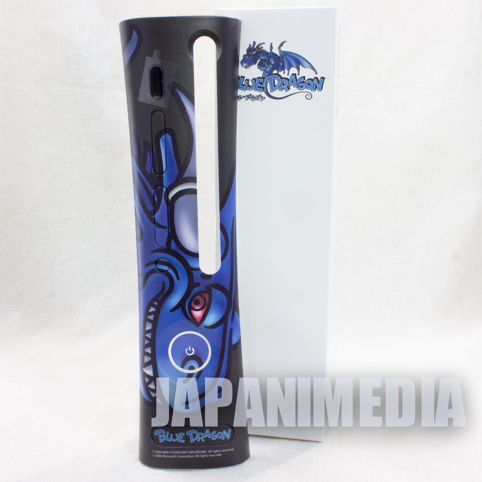 Blue Dragon Face plate for Xbox 360 Akira Toriyama JAPAN GAME
