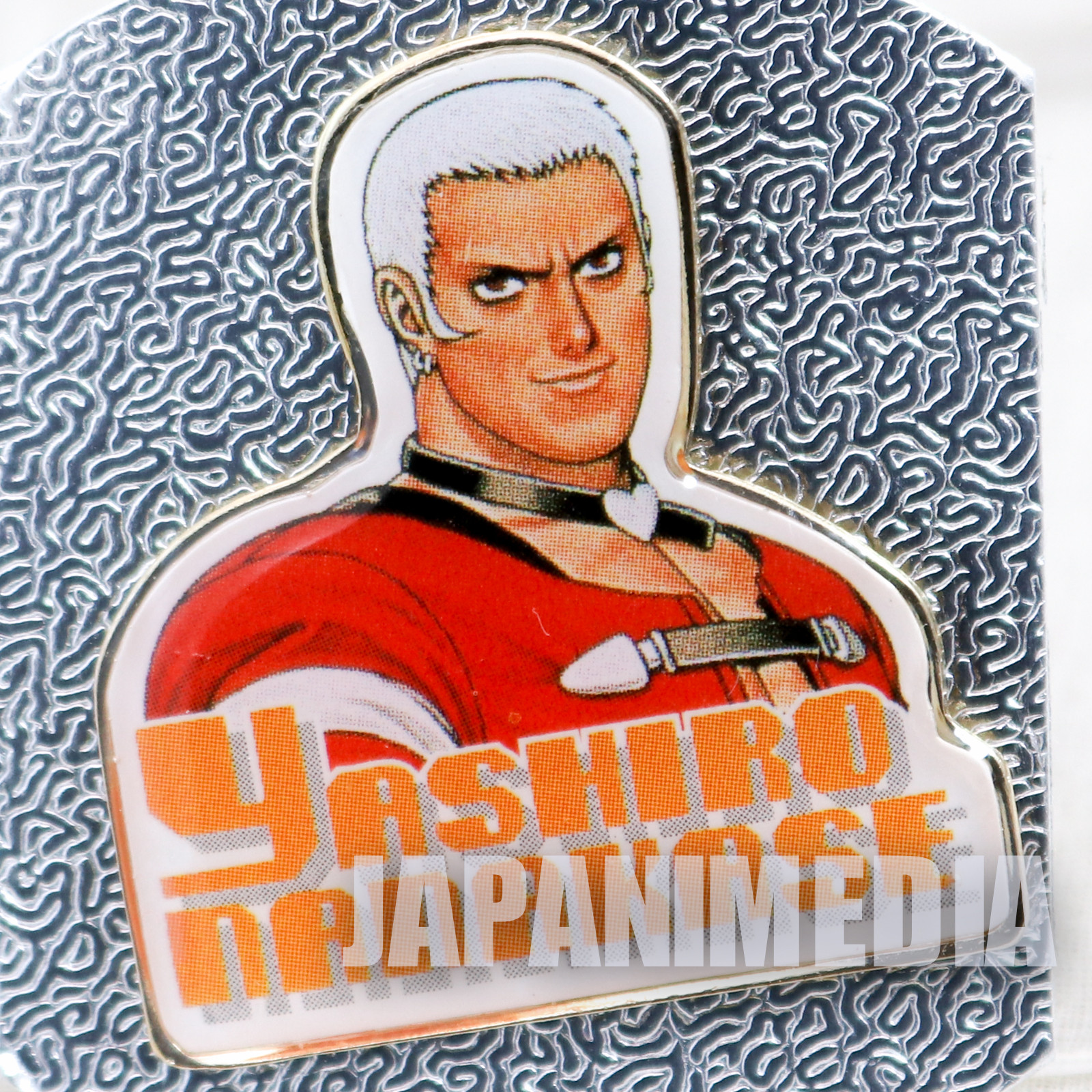 King of Fighters KOF '97 Yashiro Nanakase Metal Pins JAPAN SNK NEOGEO