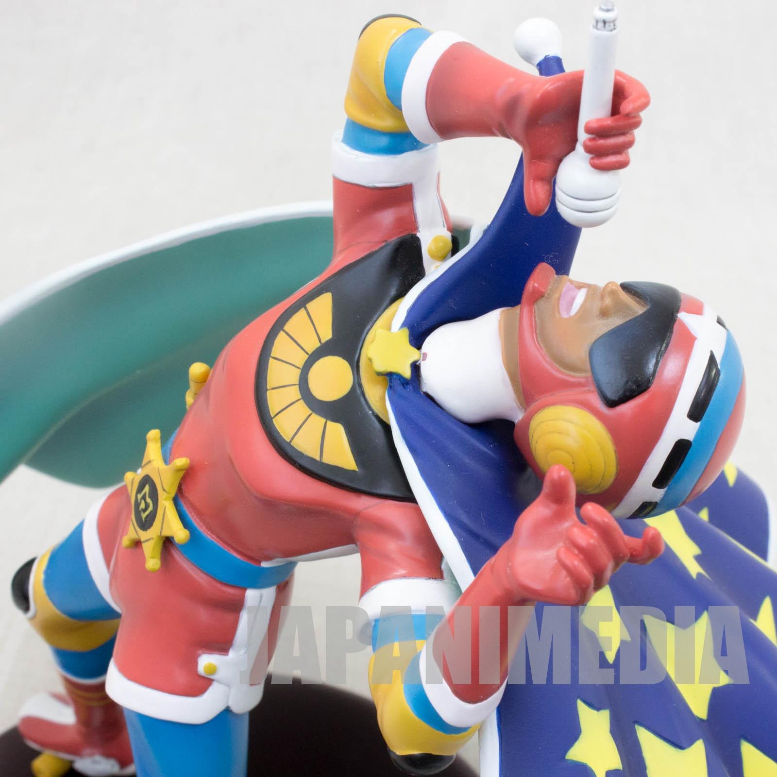 RARE!! Muteking The Dashing Warrior Polystone Figure Tatsunoko Pro