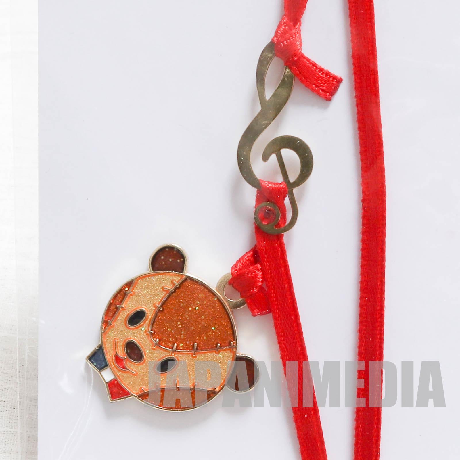 Nodame Cantabile Mongoose Ribbon Bookmark JAPAN ANIME