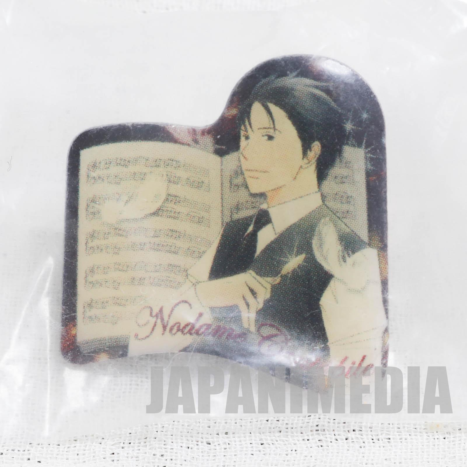 Nodame Cantabile Shinichi Chiaki Gashapon Pins Collection JAPAN ANIME