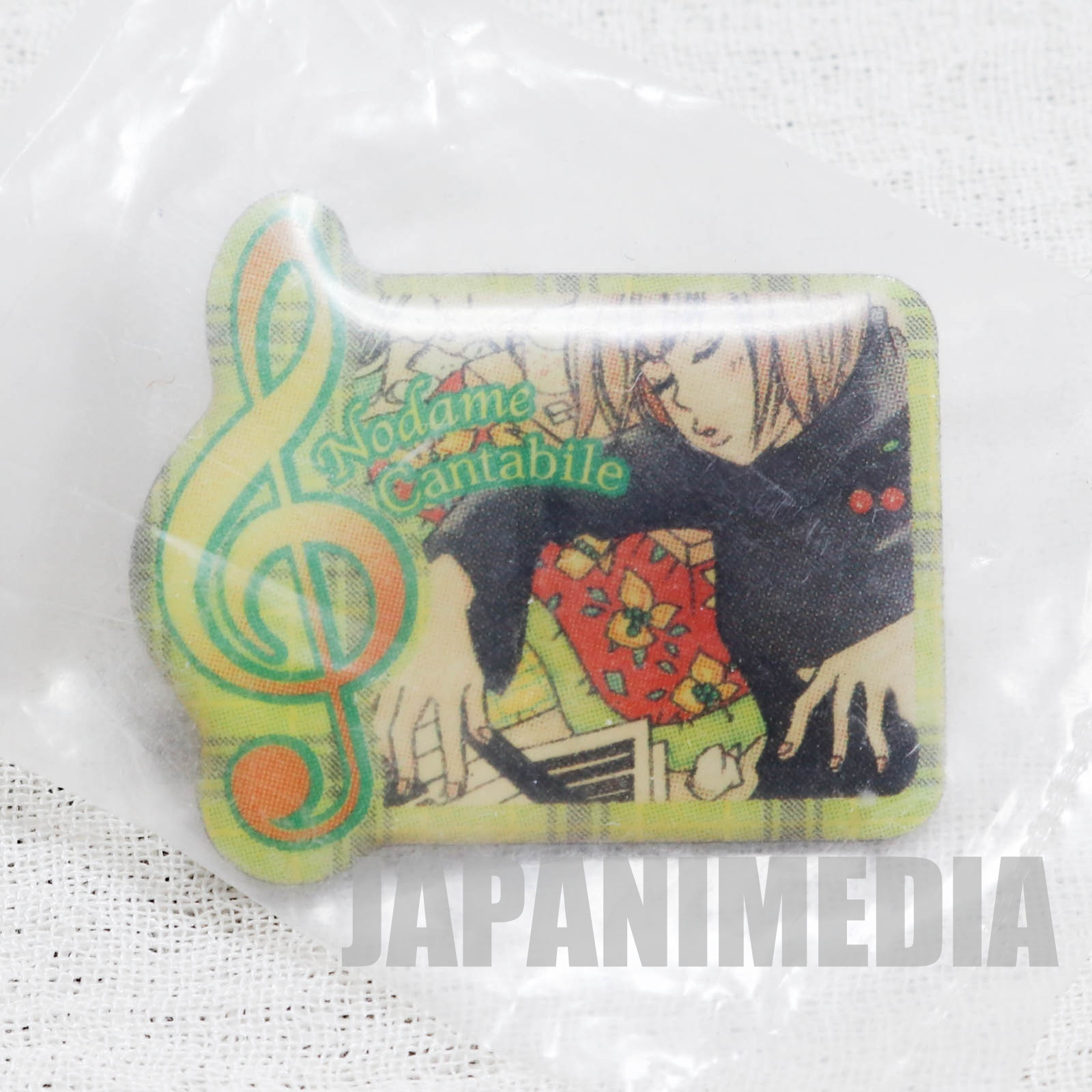 Nodame Cantabile Megumi Noda Gashapon Pins Collection JAPAN ANIME