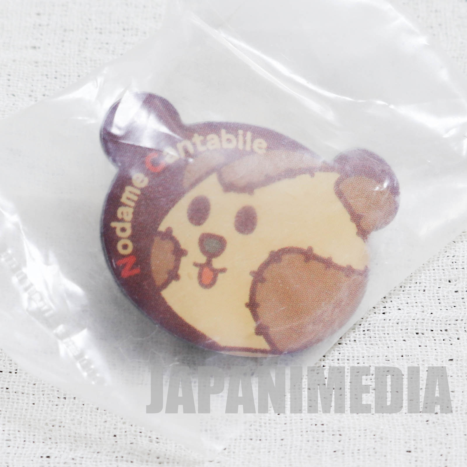 Nodame Cantabile Mongoose Gashapon Pins Collection JAPAN ANIME